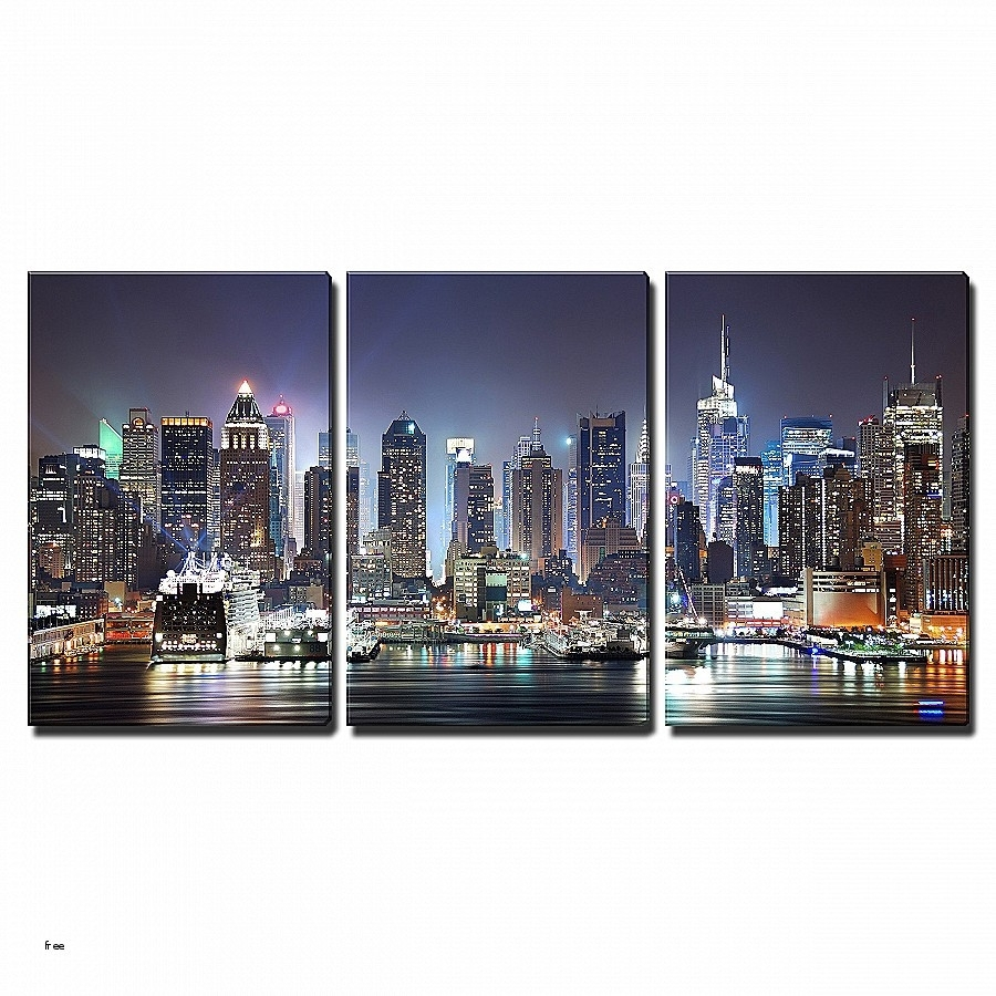 Chicago Wall Art Best Of Beautiful Chicago Skyline Canvas Wall Art with regard to Chicago Wall Art (Image 10 of 20)