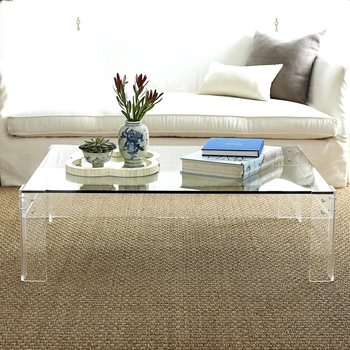 Chiseled Edge Coffee Table Wisteria Disappearing – Shizz with Chiseled Edge Coffee Tables (Image 3 of 30)