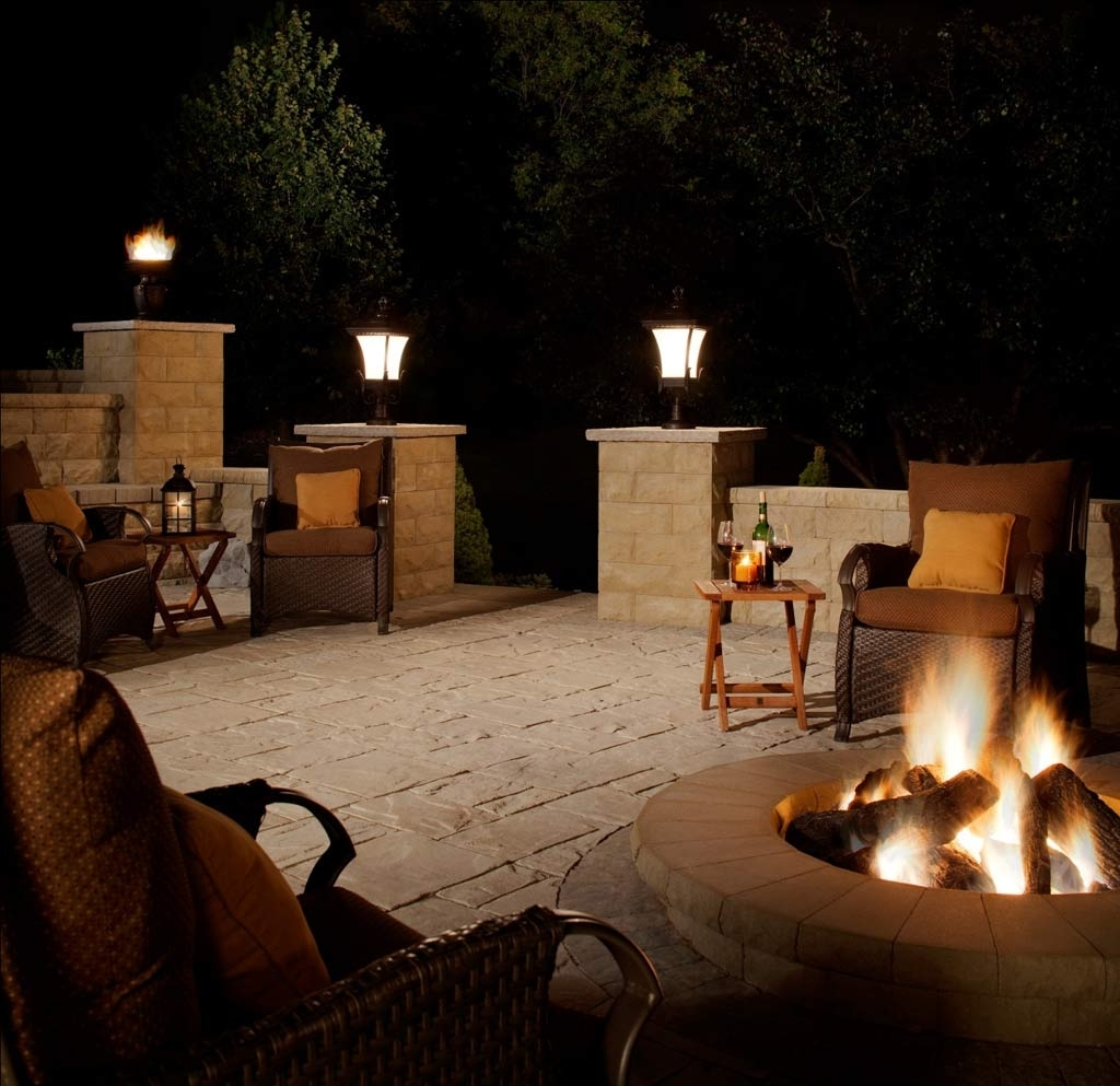 Choosing Outdoor Patio Lights with Outdoor Lawn Lanterns (Image 5 of 20)