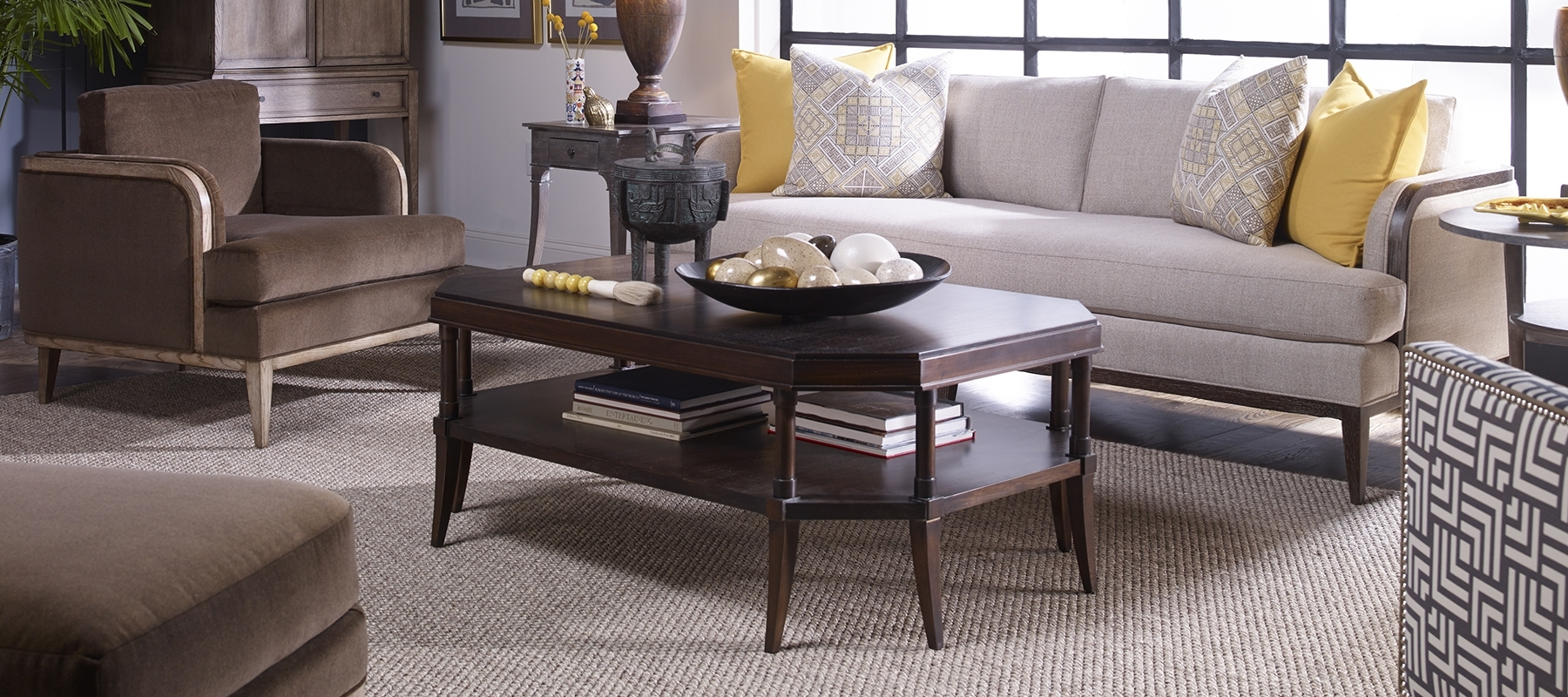 Coffee & Accent Tables | Living Room Furniture | Furnitureland South With Stately Acrylic Coffee Tables (View 8 of 30)
