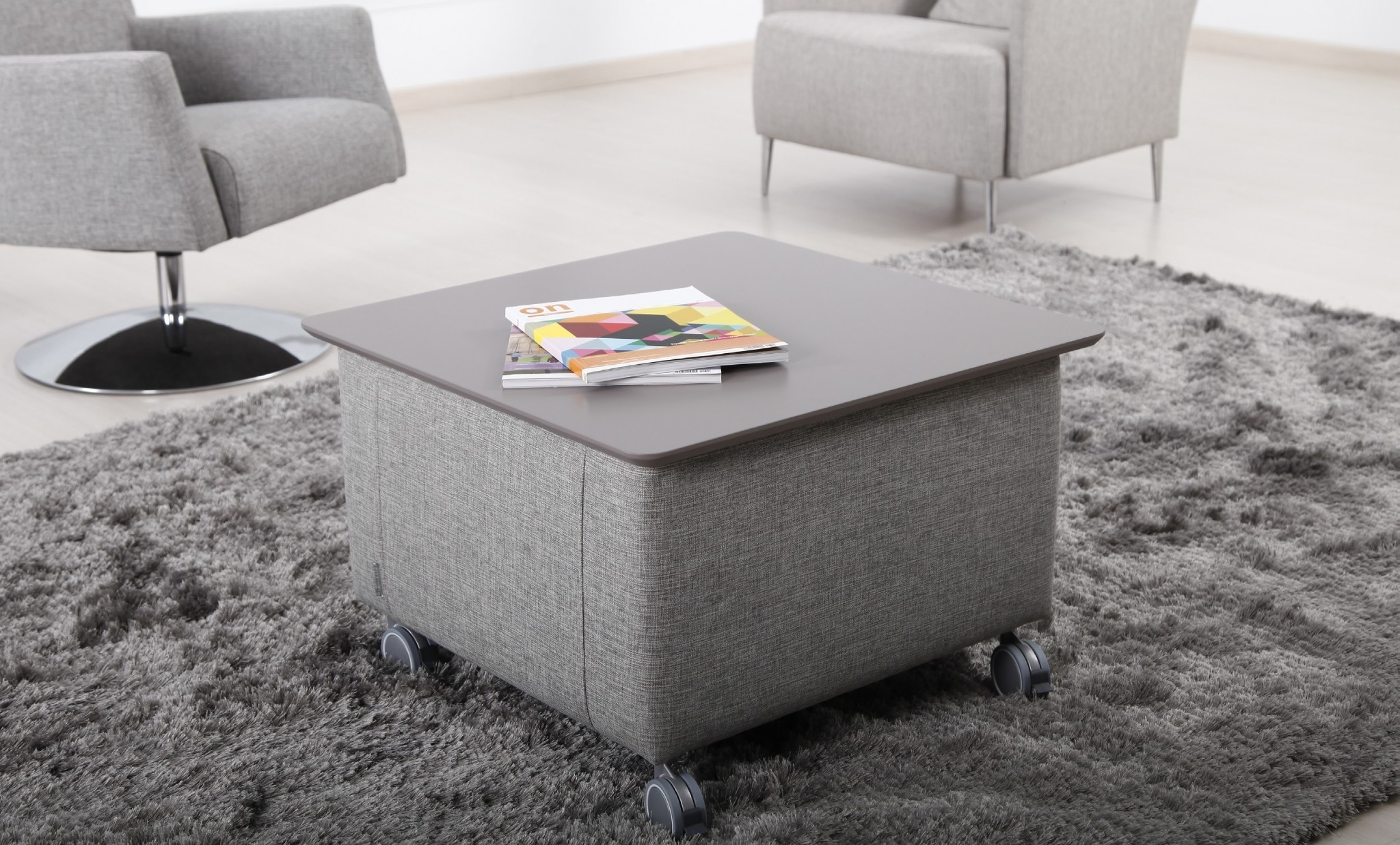 Coffee Table Adam 70 - Fama - Abar Home throughout Adam Coffee Tables (Image 22 of 30)