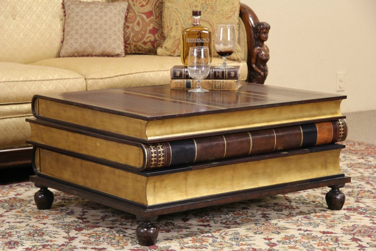 Coffee Table Books About Coffee Tables Fresh Sold Maitland Smith in Gold Leaf Collection Coffee Tables (Image 8 of 30)