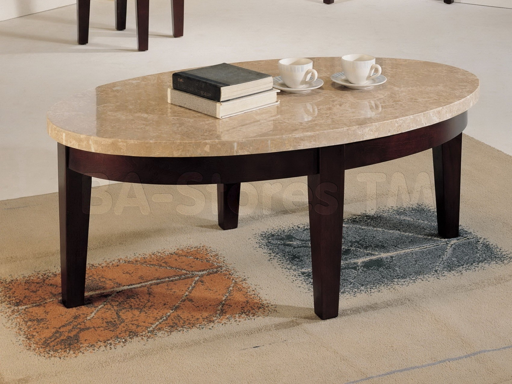 Coffee Table: Incredible Modern Marble Top Coffee Table Square pertaining to Smart Round Marble Top Coffee Tables (Image 7 of 30)