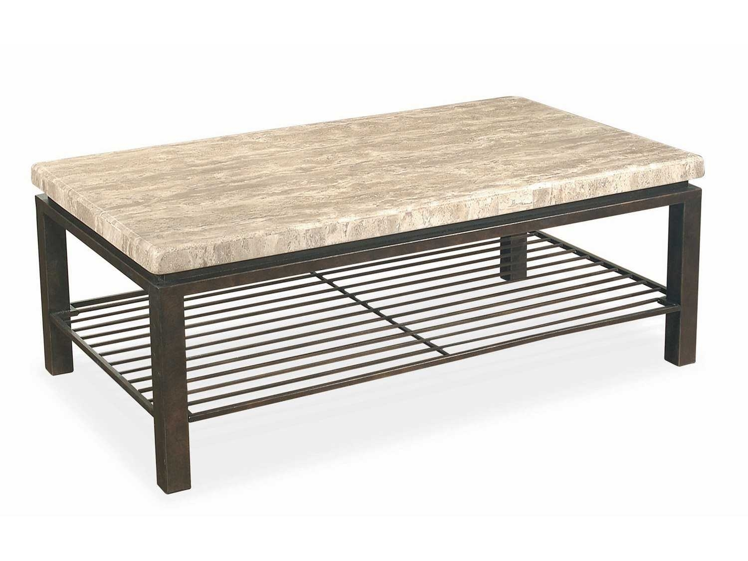 "Featured Photo of Chevron 48"" Coffee Tables"