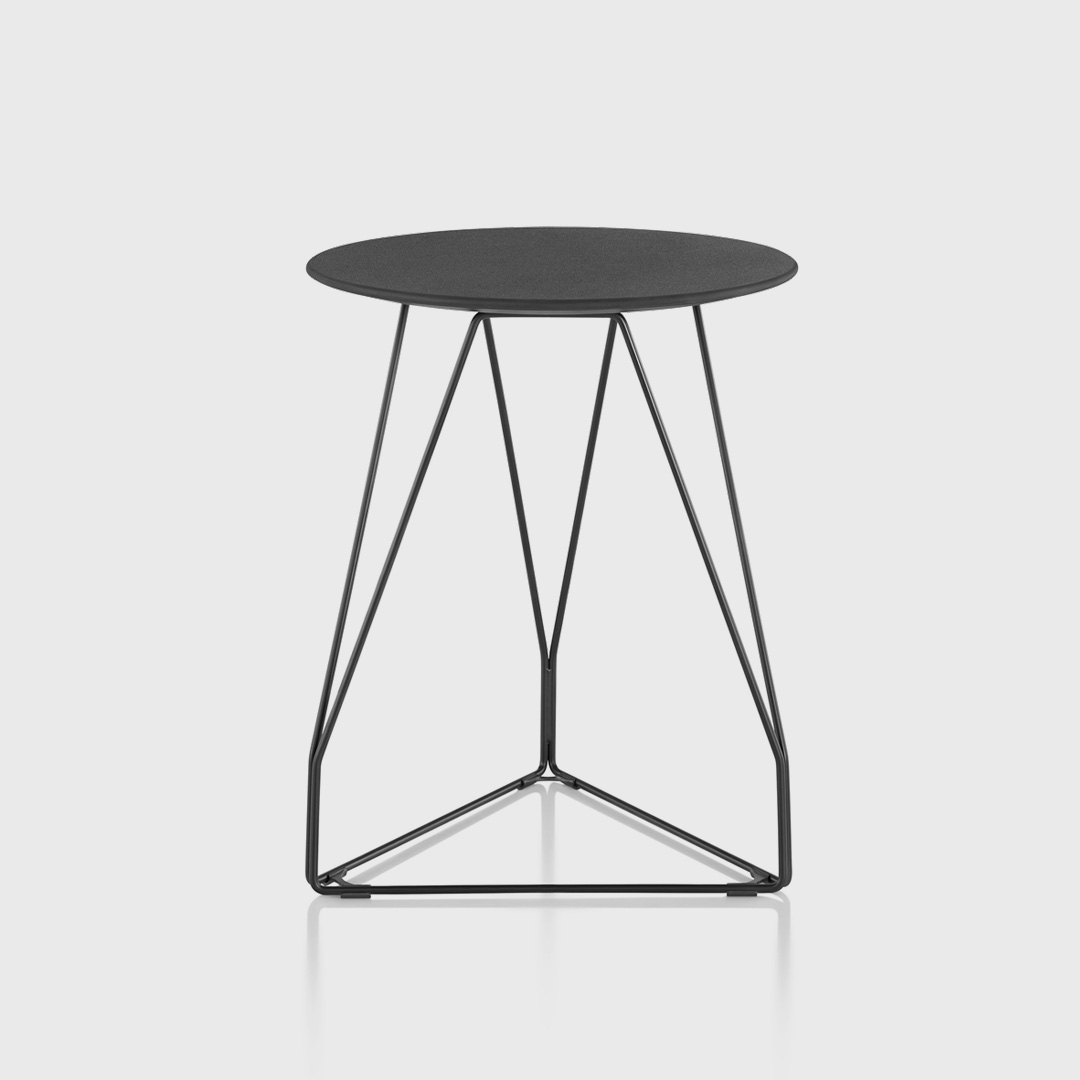 Coffee Tables & Side Tables - Designer Tables - Living Edge throughout Black Wire Coffee Tables (Image 8 of 30)