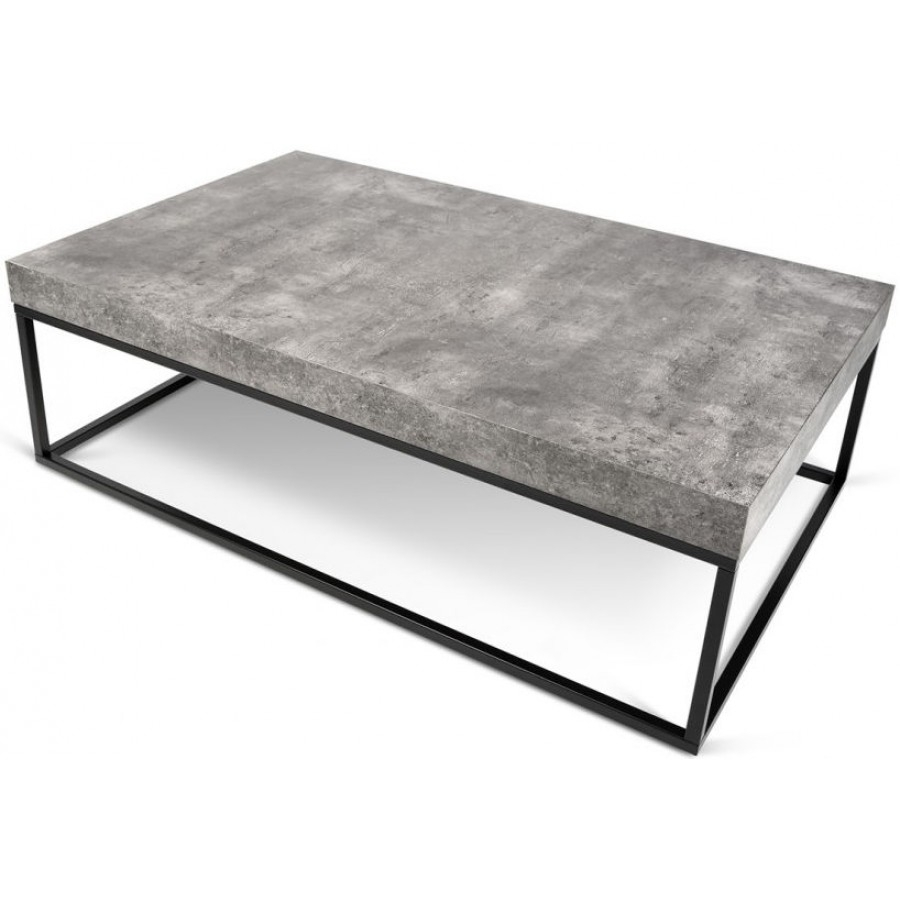 Coffee Tables within Slab Small Marble Coffee Tables With Antiqued Silver Base (Image 14 of 30)