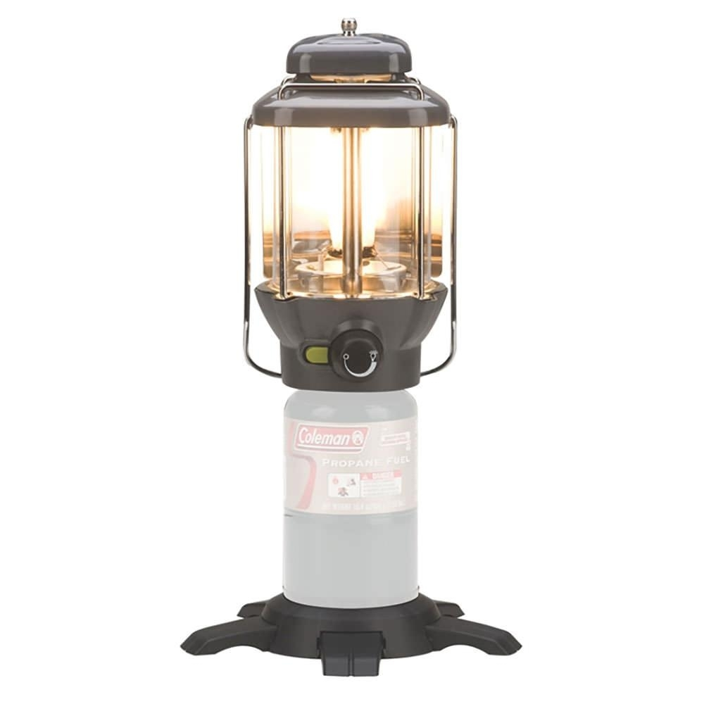 Coleman Signature Outdoor Gear Propane Lantern - Coleman 2000026389 inside Outdoor Propane Lanterns (Image 6 of 20)