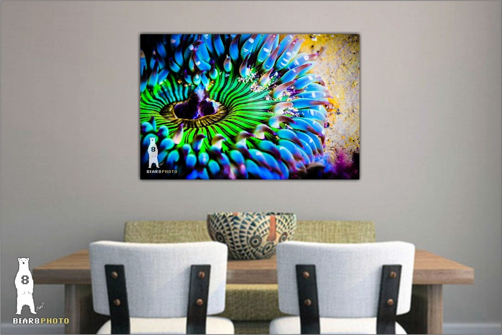 Colorful Wall Art, Bright Wall Art, Sea Life Prints, Bold And in Colorful Wall Art (Image 8 of 20)