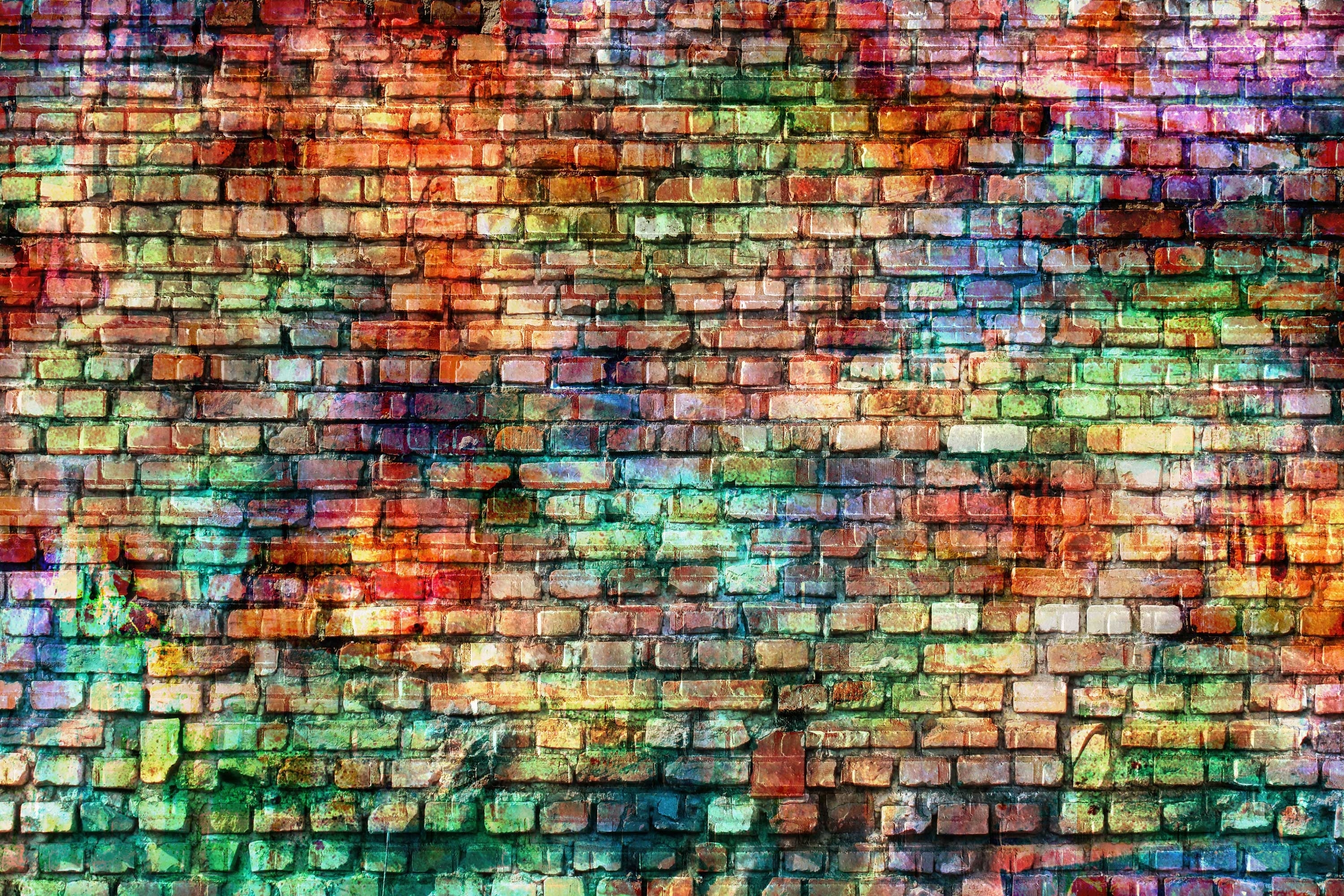 Colorful Wall Art Grunge Illustration- 133069529- 133069529 for Colorful Wall Art (Image 5 of 20)