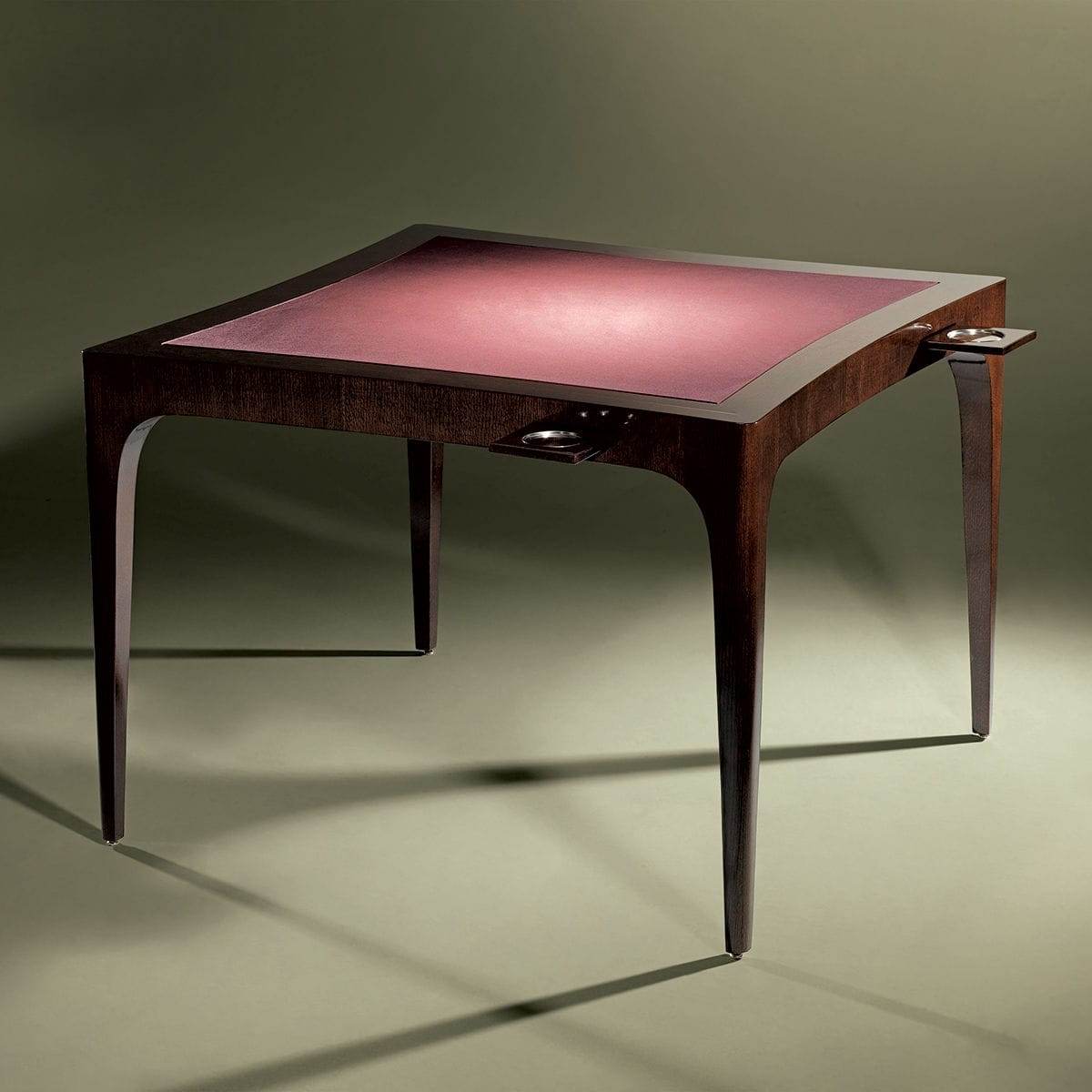 Contemporary Dining Table / Wooden / Rectangular - Curve - Luisa throughout Contemporary Curves Coffee Tables (Image 9 of 30)
