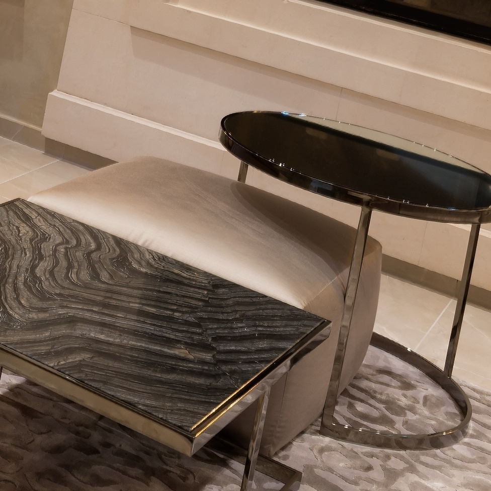 Contemporary Modular Coffee Table System | Juliettes Interiors with regard to Modular Coffee Tables (Image 3 of 30)