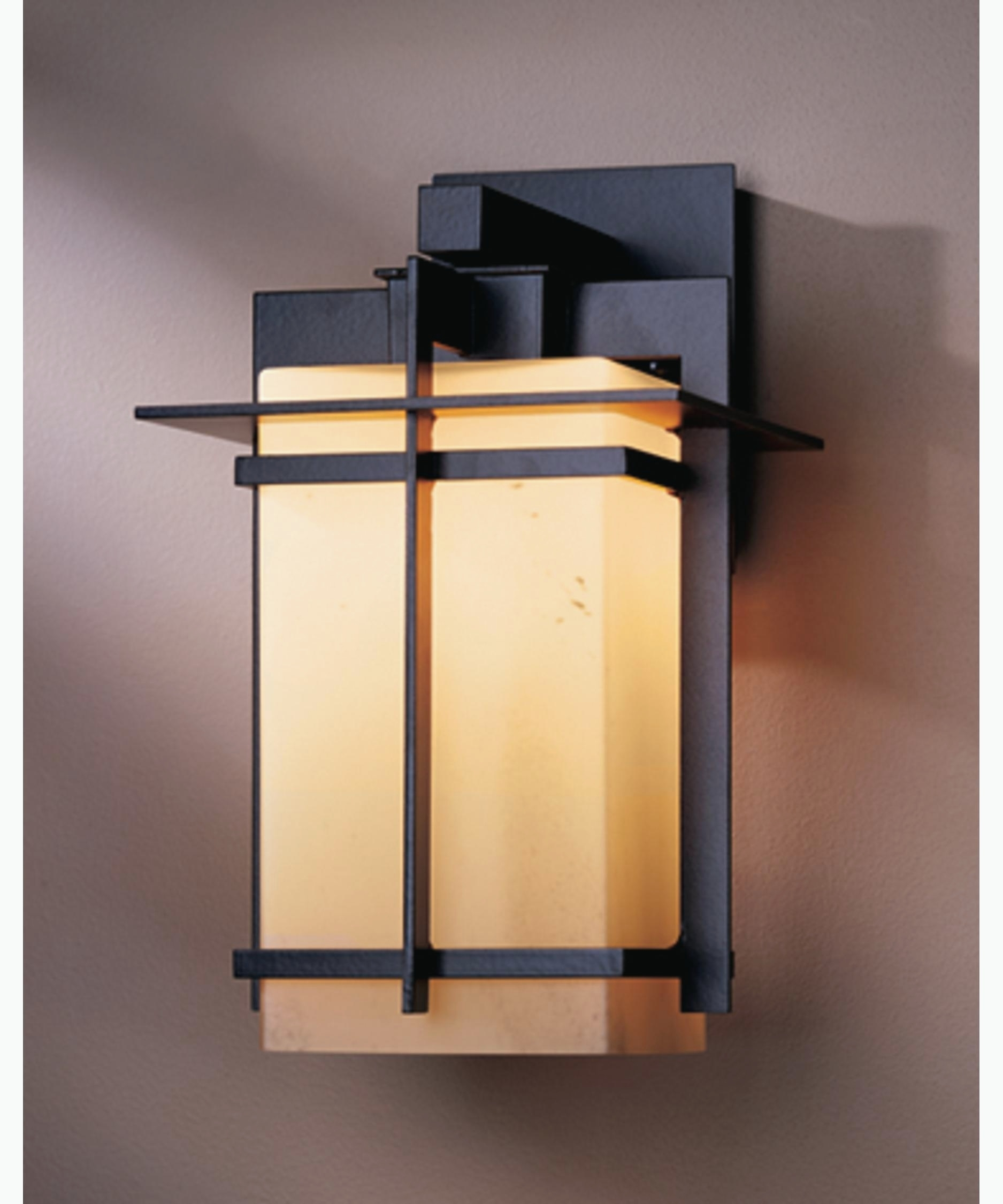 Contemporary Outdoor Wall Lanterns Sconce Light Lantern Outside in Modern Outdoor Lanterns (Image 3 of 20)
