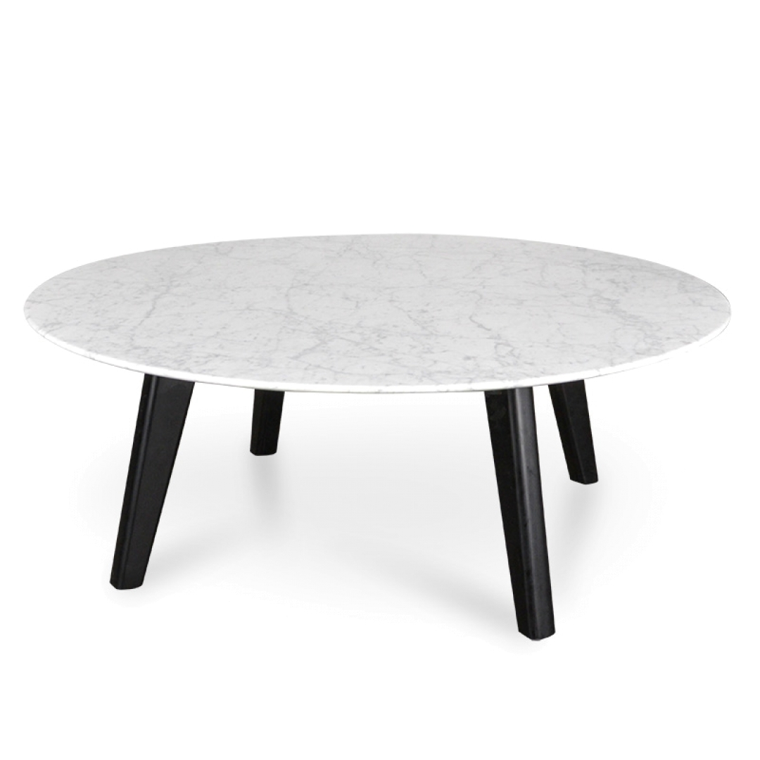 Contemporary Square & Round Coffee Tables You'll Love | Interior Secrets with Jackson Marble Side Tables (Image 8 of 30)