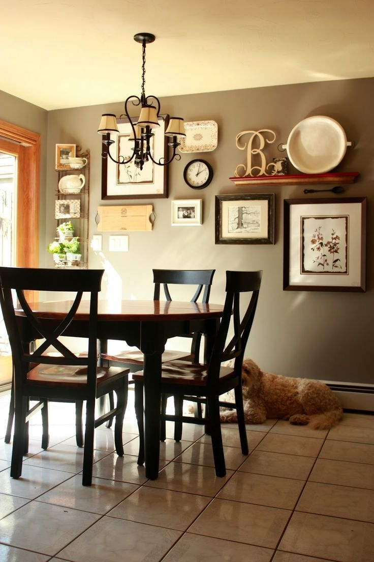 Cool Kitchen Decorating Ideas Have Ffbeaca Dining Room Wall Decor For Dining Room Wall Art (View 9 of 20)