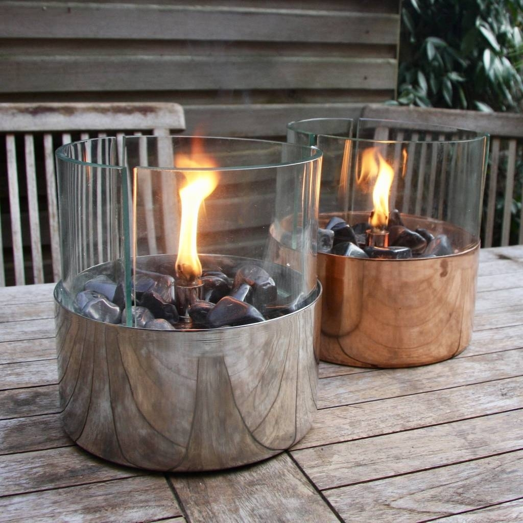 Copper Oil Lamps Garden - Lamp Design Ideas regarding Outdoor Oil Lanterns (Image 3 of 20)