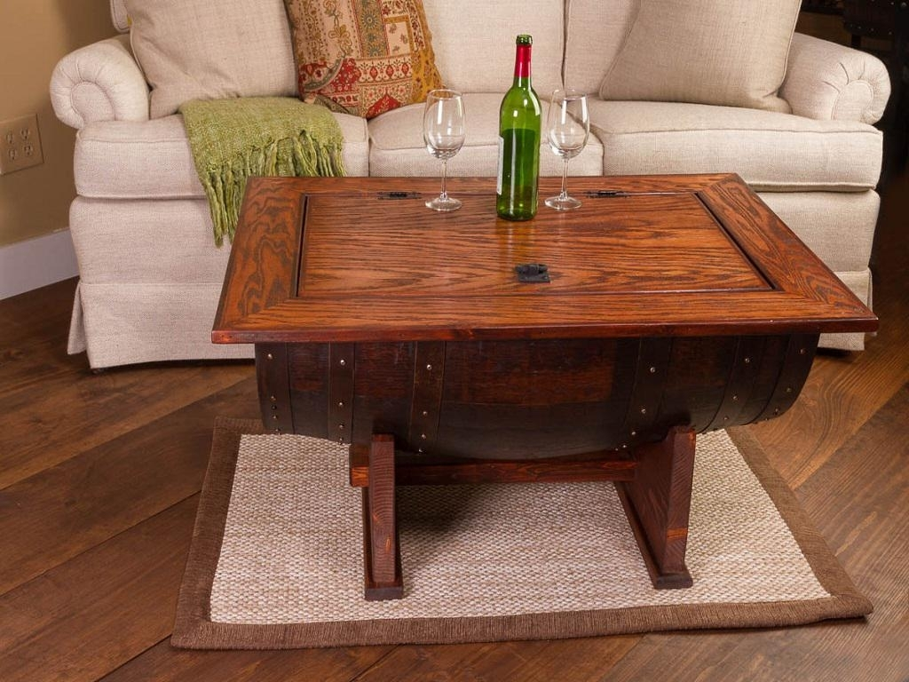 Crate And Barrel Coffee Table With Drawers : Cape Cod Decorations intended for Peekaboo Acrylic Tall Coffee Tables (Image 15 of 30)