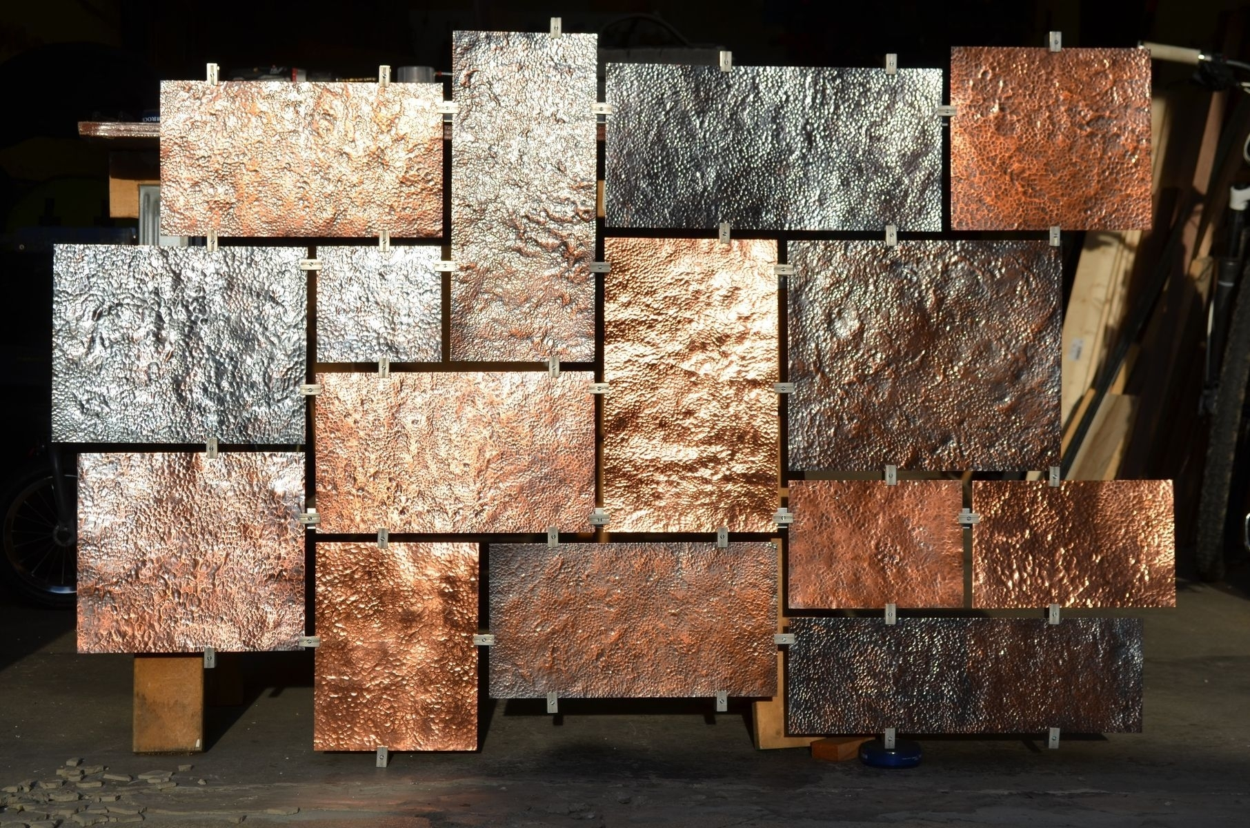 Custom Made Custom Hammered Copper Wall Art | Ideas | Pinterest for Copper Wall Art (Image 10 of 20)