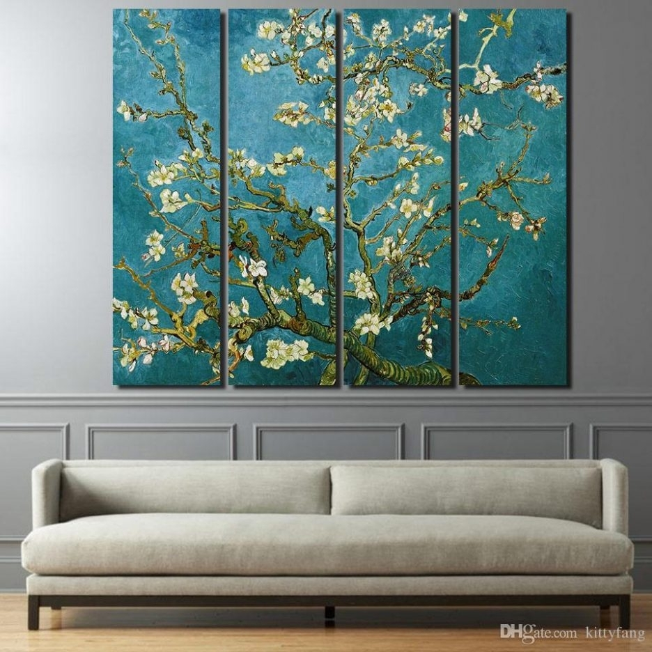 Custom Multi Panel Canvas Cheap Canvas Paintings Framed Wall Decor pertaining to Framed Wall Art For Living Room (Image 5 of 20)