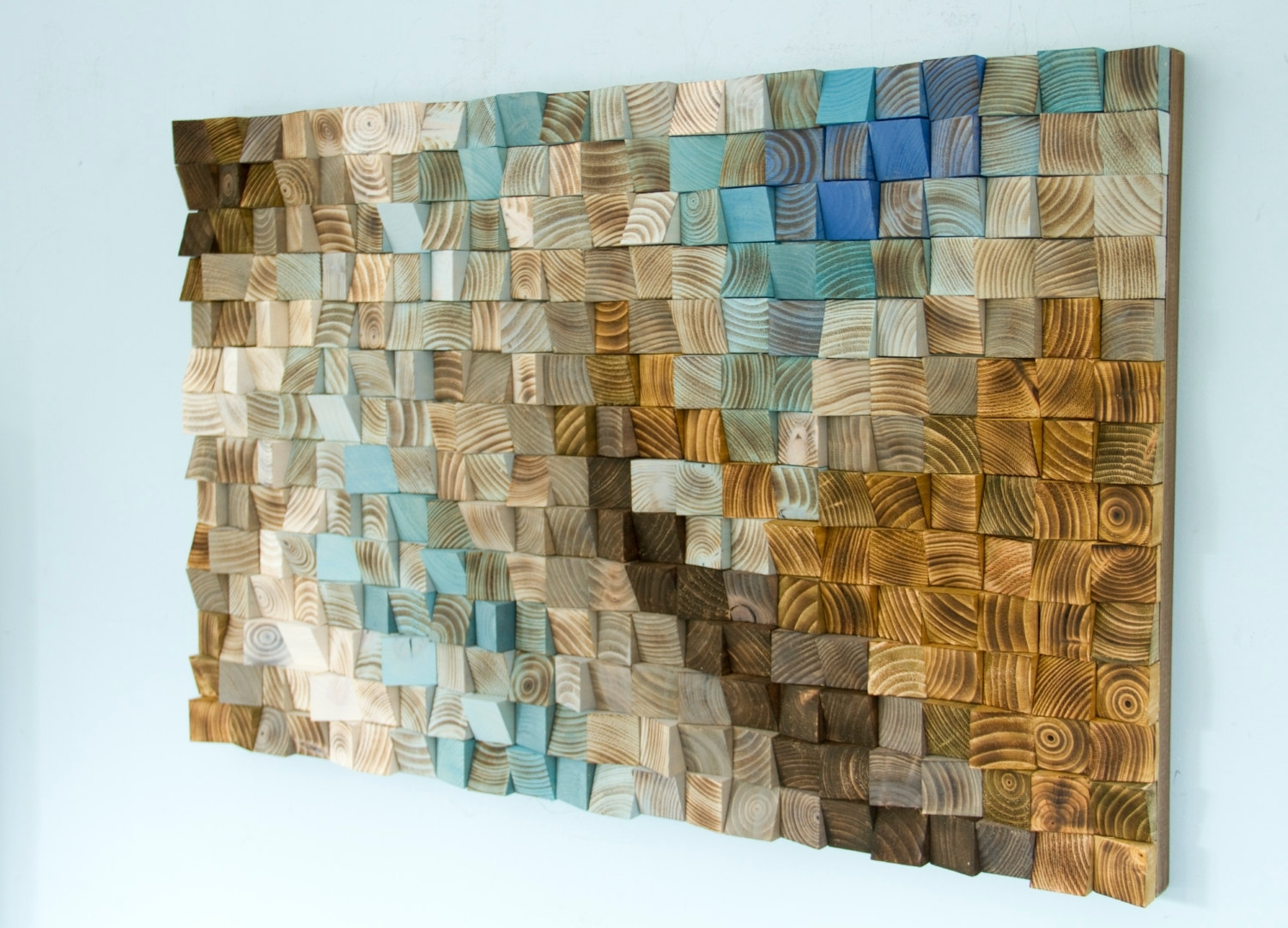 Daebabefaad Good Mosaic Wall Art - Home Design And Wall Decoration Ideas regarding Mirror Mosaic Wall Art (Image 6 of 20)