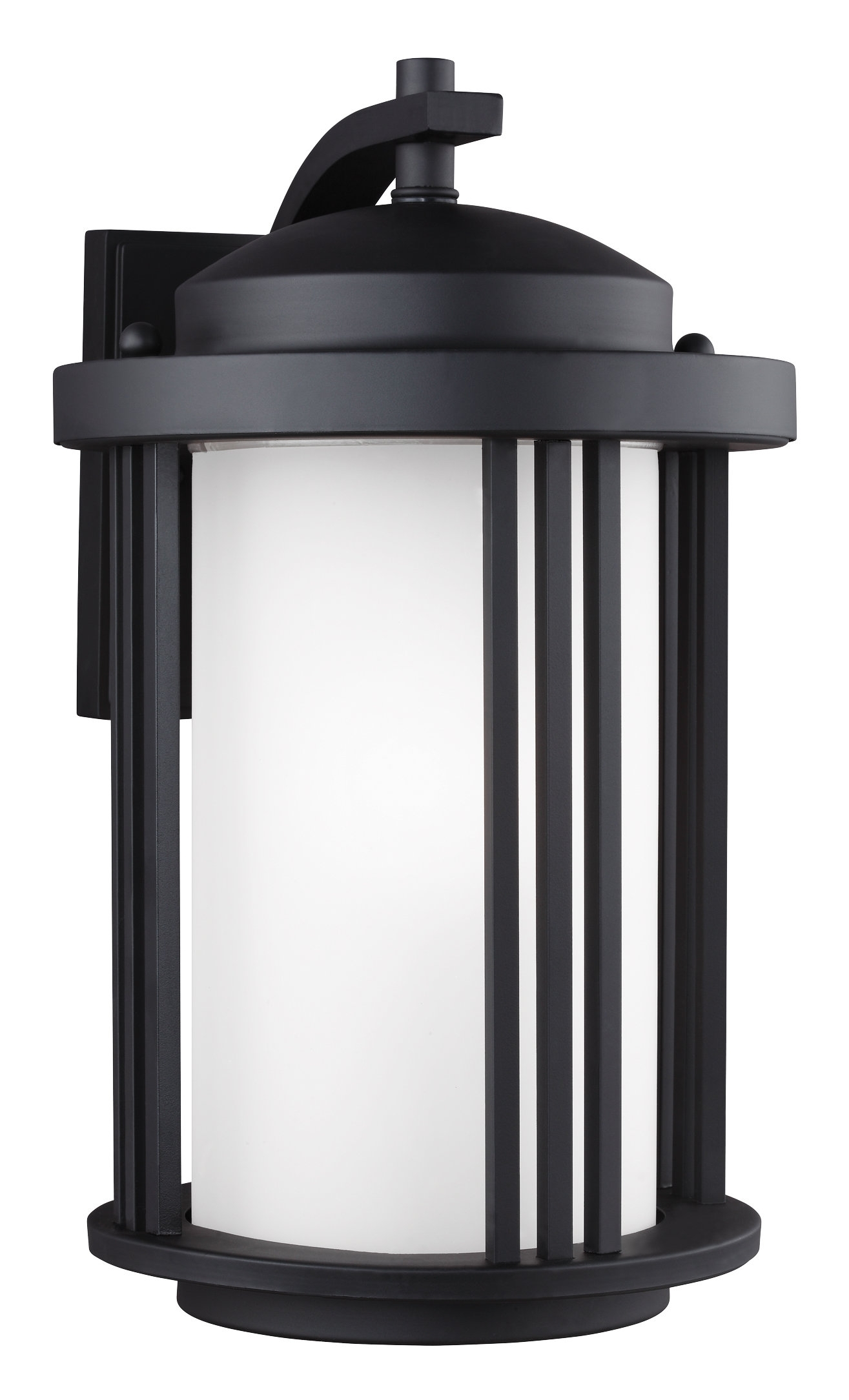 Darby Home Co Dunkley 1 Light Outdoor Wall Lantern | Wayfair Inside Outdoor Weather Resistant Lanterns (View 5 of 20)