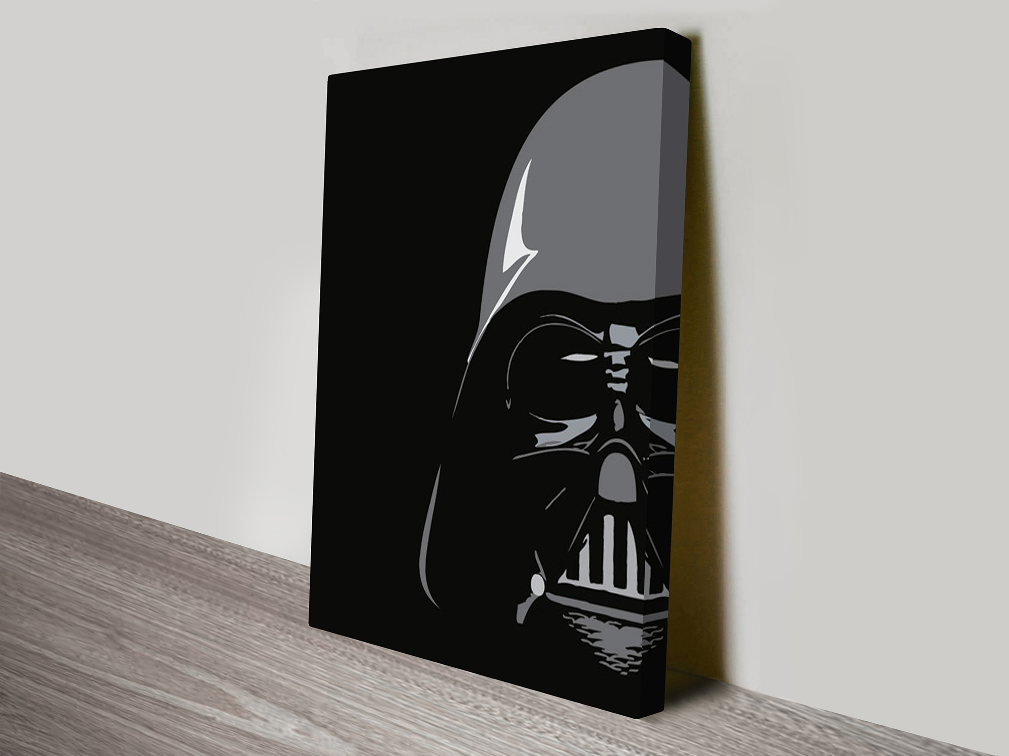 Darth Vader Pop Art Canvas Prints Australia, Darth Vader Wall Art in Darth Vader Wall Art (Image 7 of 20)