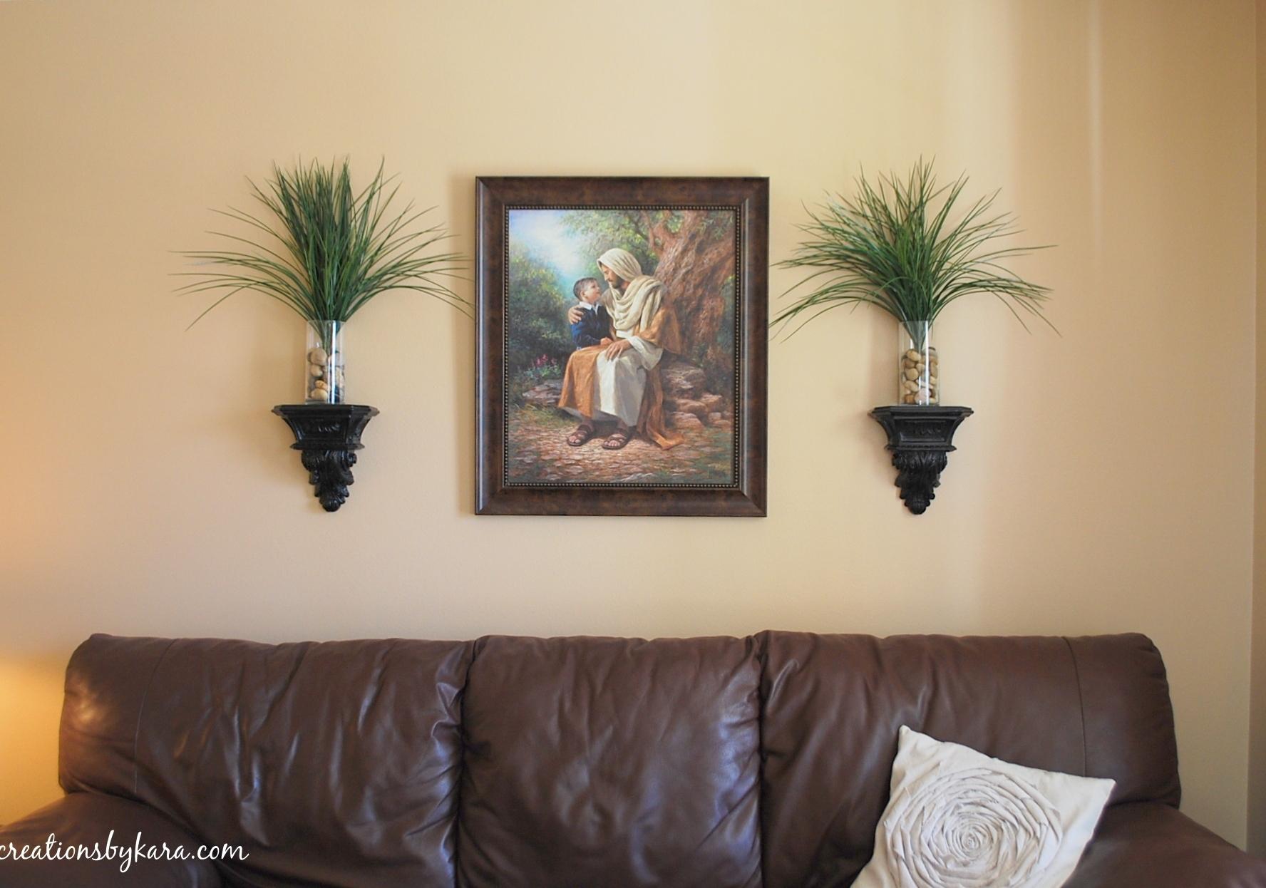Decorating Living Room Wall Decor Ideas Big Wall Art For Living Room intended for Big Wall Art (Image 9 of 20)