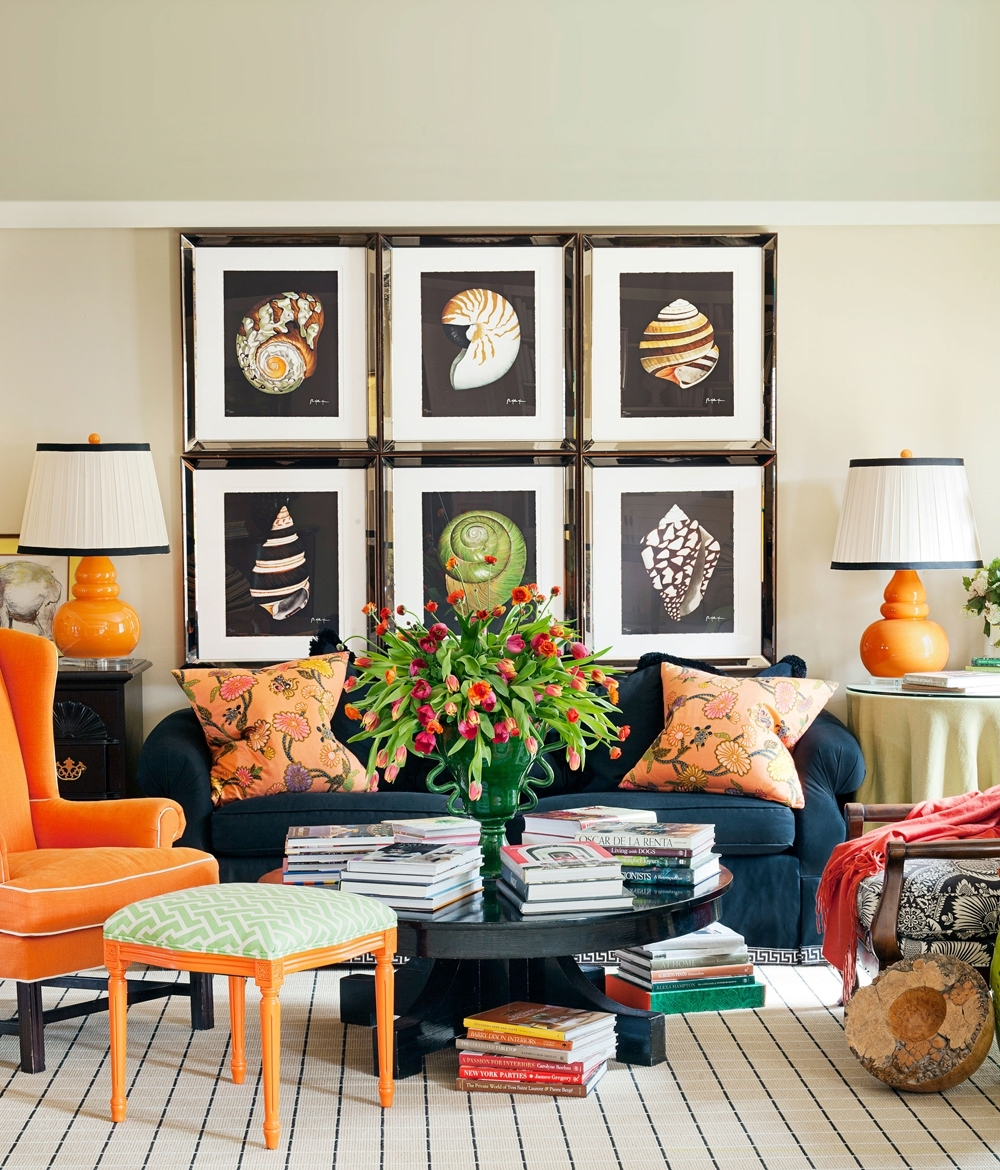 Decorating Modern Wall Art For Living Room Wall Design Ideas For throughout Big Wall Art (Image 10 of 20)