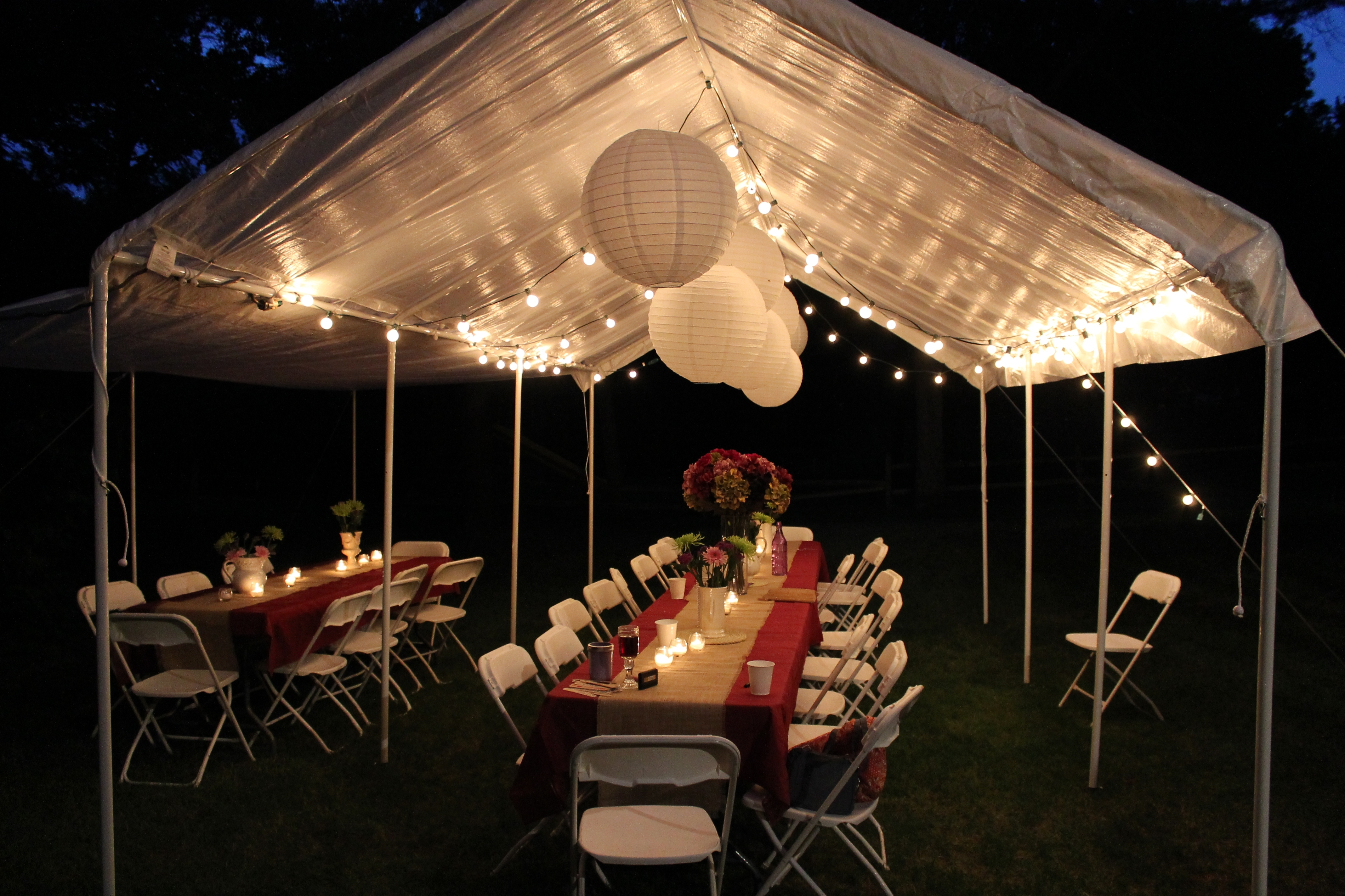 Decorating With Paper Lanterns | Construction2Style intended for Outdoor Paper Lanterns (Image 7 of 20)