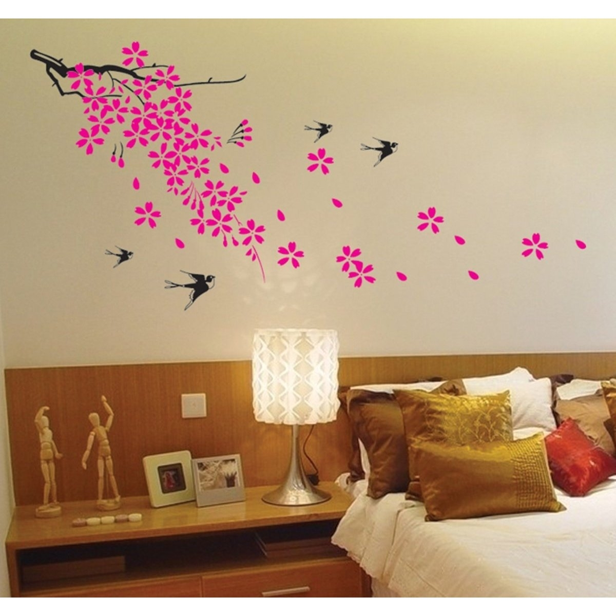 Decoration Art For House Decoration Small Mirror Wall Art Household inside Home Decor Wall Art (Image 6 of 20)