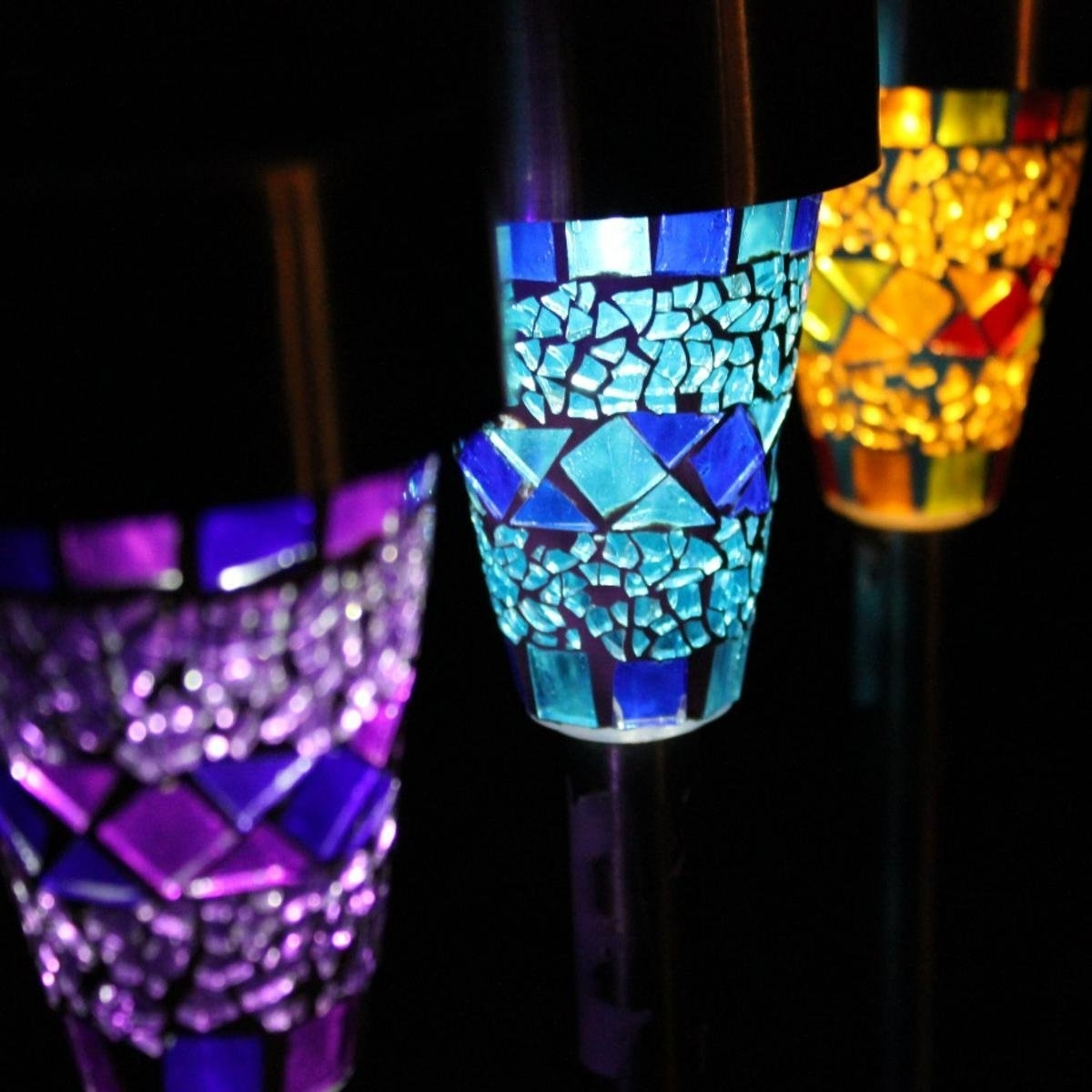 Decorative Outdoor Solar Lights 10 Reasons To Install, Solar Lamps Regarding Outdoor Mosaic Lanterns (View 5 of 20)