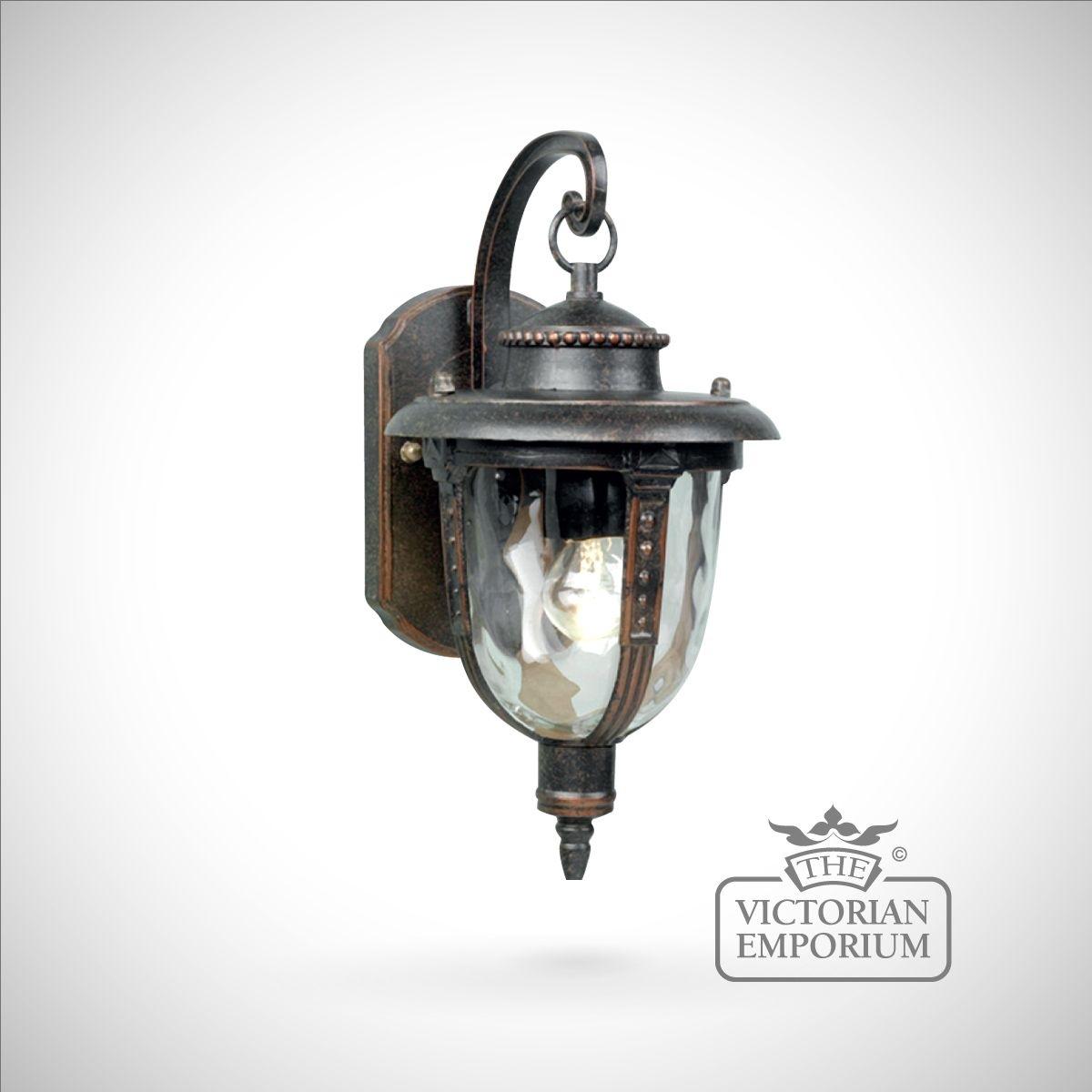Decorative Wall Lantern – Small   Outdoor Wall Lights Regarding Victorian Outdoor Lanterns (View 7 of 20)
