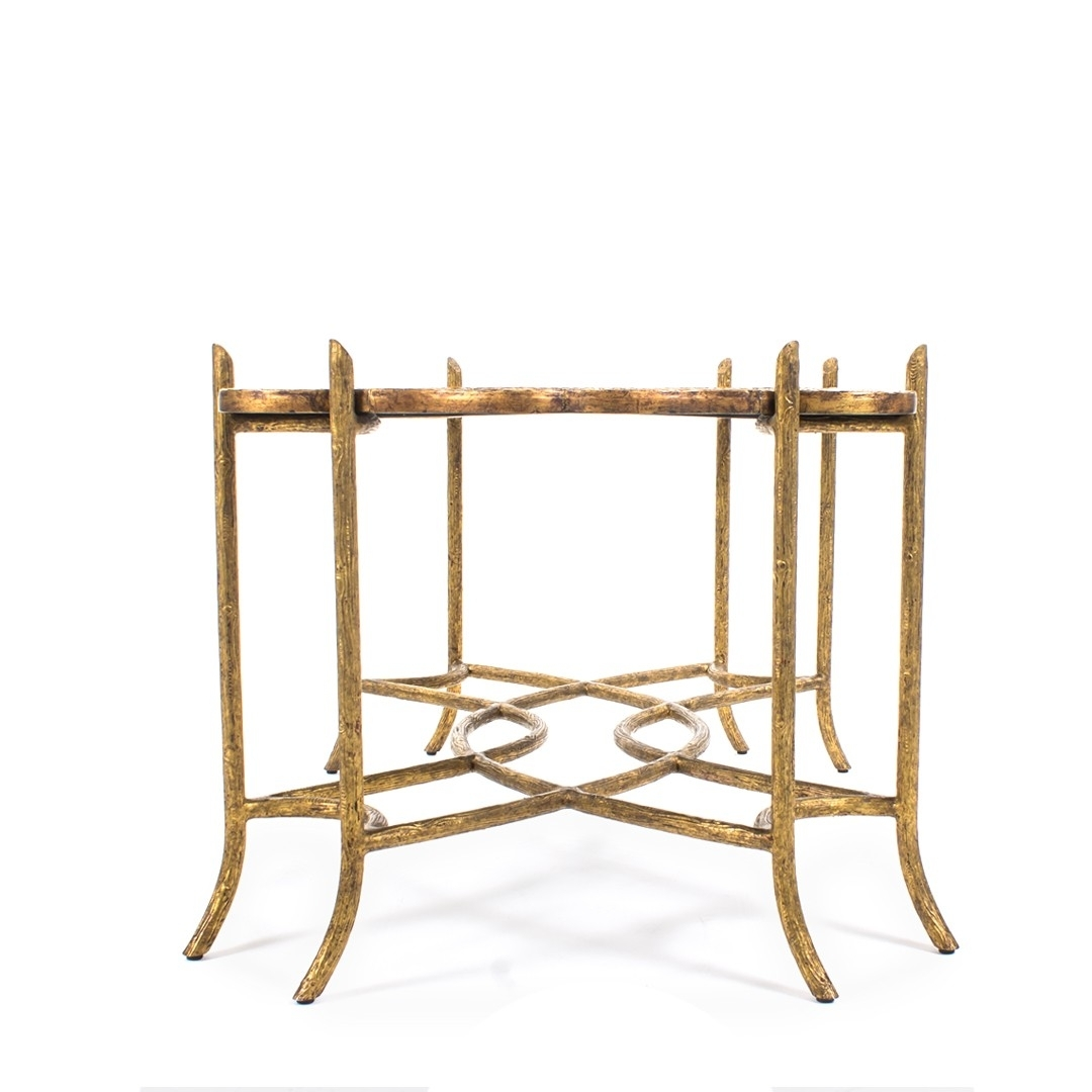 Dennis & Leen Chinoiserie Coffee Table W/antiqued Gold Faux Bois pertaining to Faux Bois Coffee Tables (Image 12 of 30)