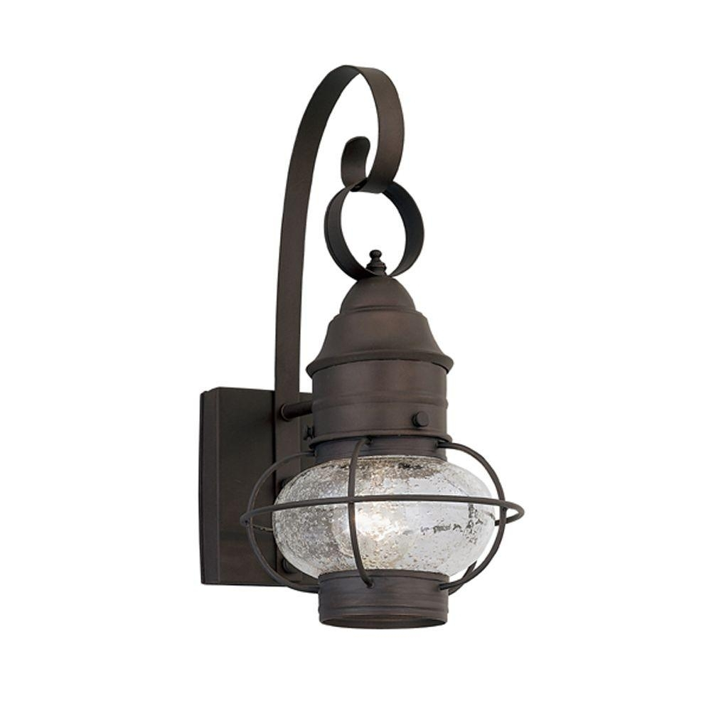 Designers Fountain Cork Collection Rustique Outdoor Wall-Mount intended for Outdoor Lighting Onion Lanterns (Image 4 of 20)