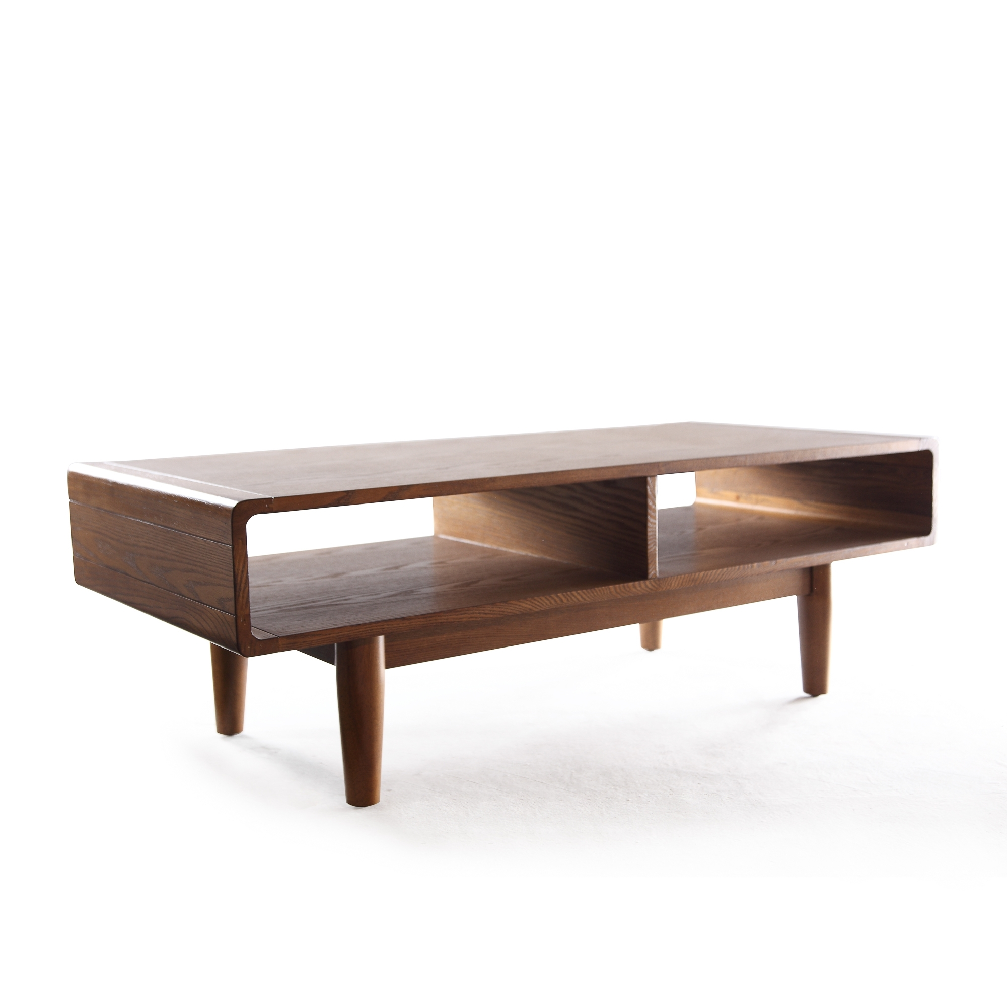 Dexter Coffee Table ~ Deco-Walnut – Haven Home Furniture for Haven Coffee Tables (Image 7 of 30)