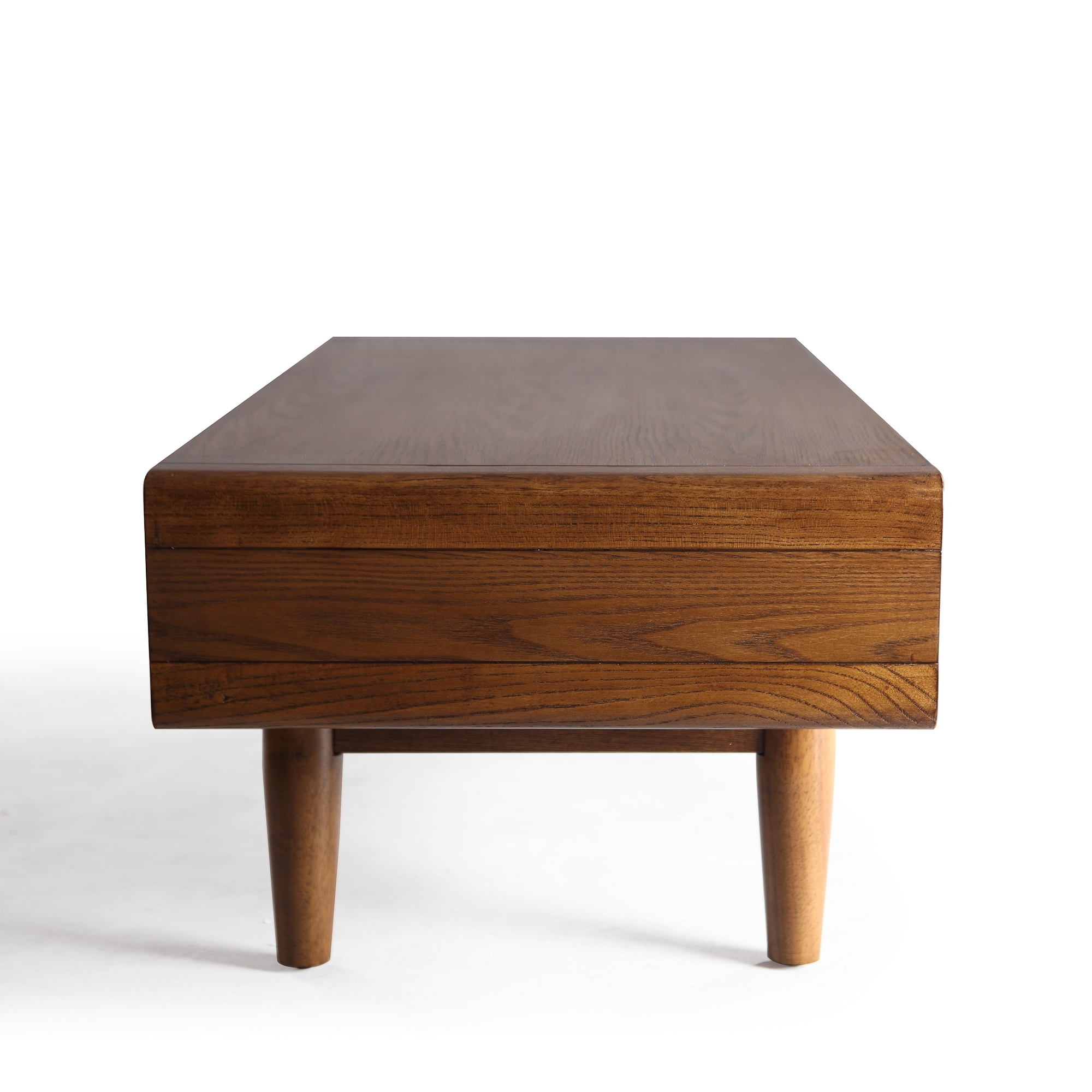 Dexter Coffee Table ~ Deco-Walnut – Haven Home Furniture with Haven Coffee Tables (Image 8 of 30)