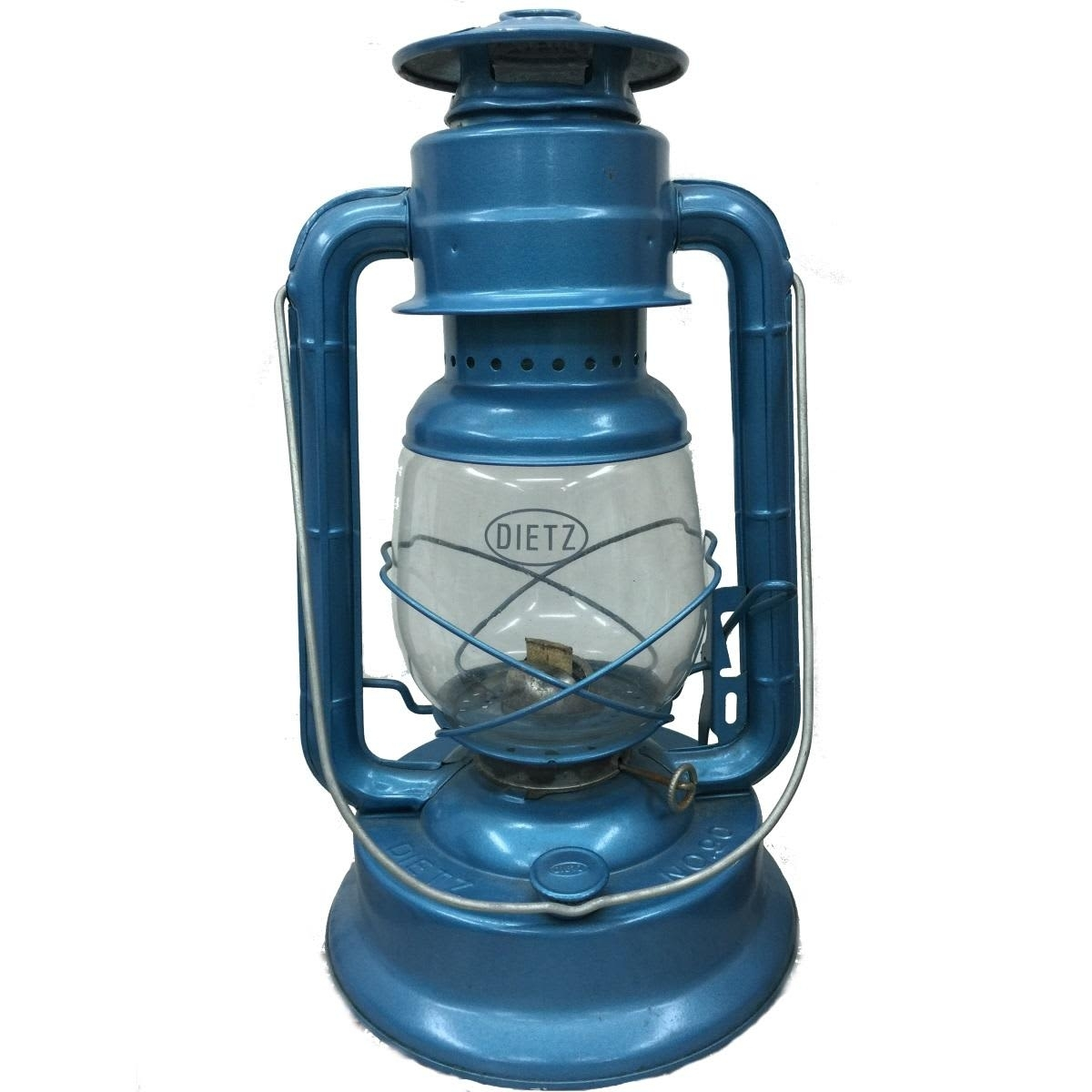 Dietz Kerosene Lantern Large with Outdoor Kerosene Lanterns (Image 9 of 20)
