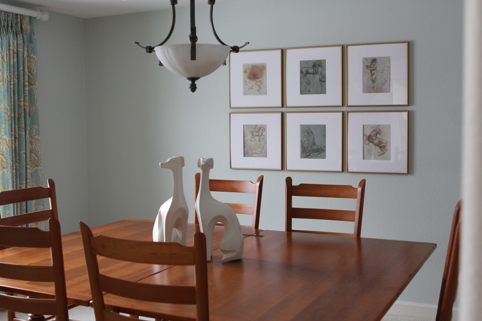 Dining Room Wall Art Contemporary With Photos Of Dining Room Decor With Regard To Dining Room Wall Art (View 6 of 20)