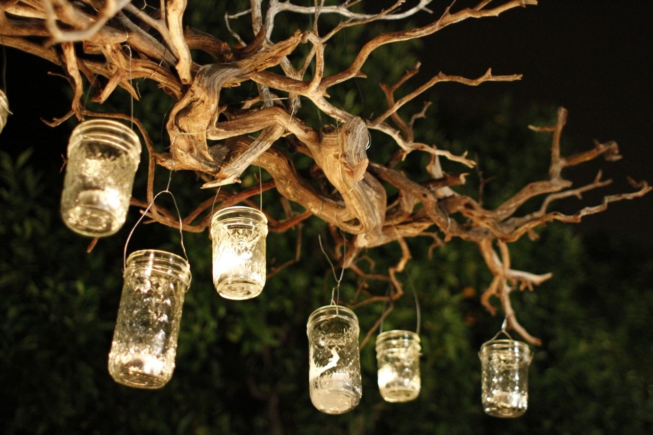 Discount Outdoor Christmas Lights Light Ideas Tree Solar Holiday in Outdoor Jar Lanterns (Image 3 of 20)