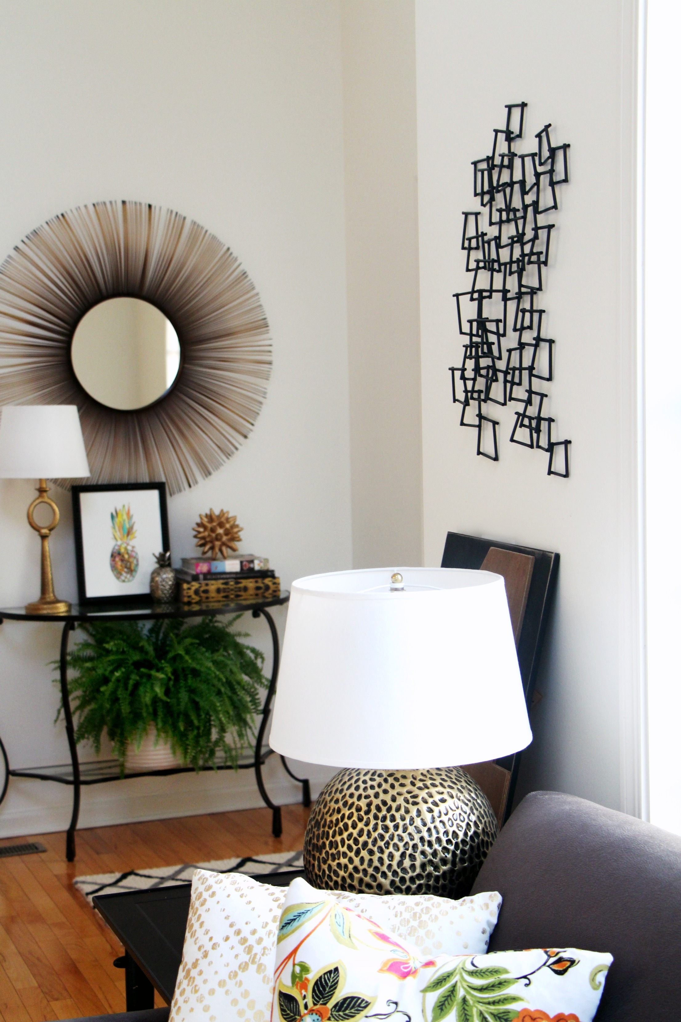 Diy Pottery Barn Inspired 3D Wall Art | This Is Our Bliss intended for Pottery Barn Wall Art (Image 6 of 20)