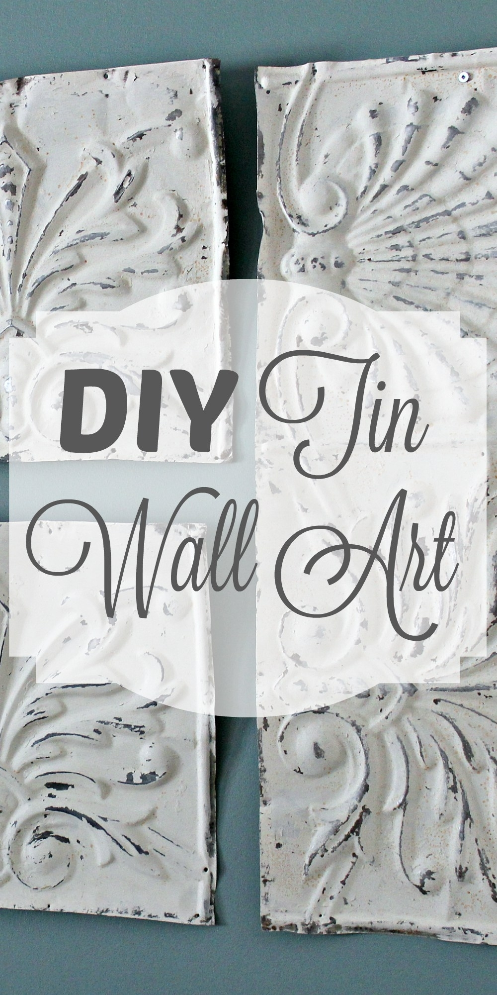 Featured Photo of Tin Wall Art