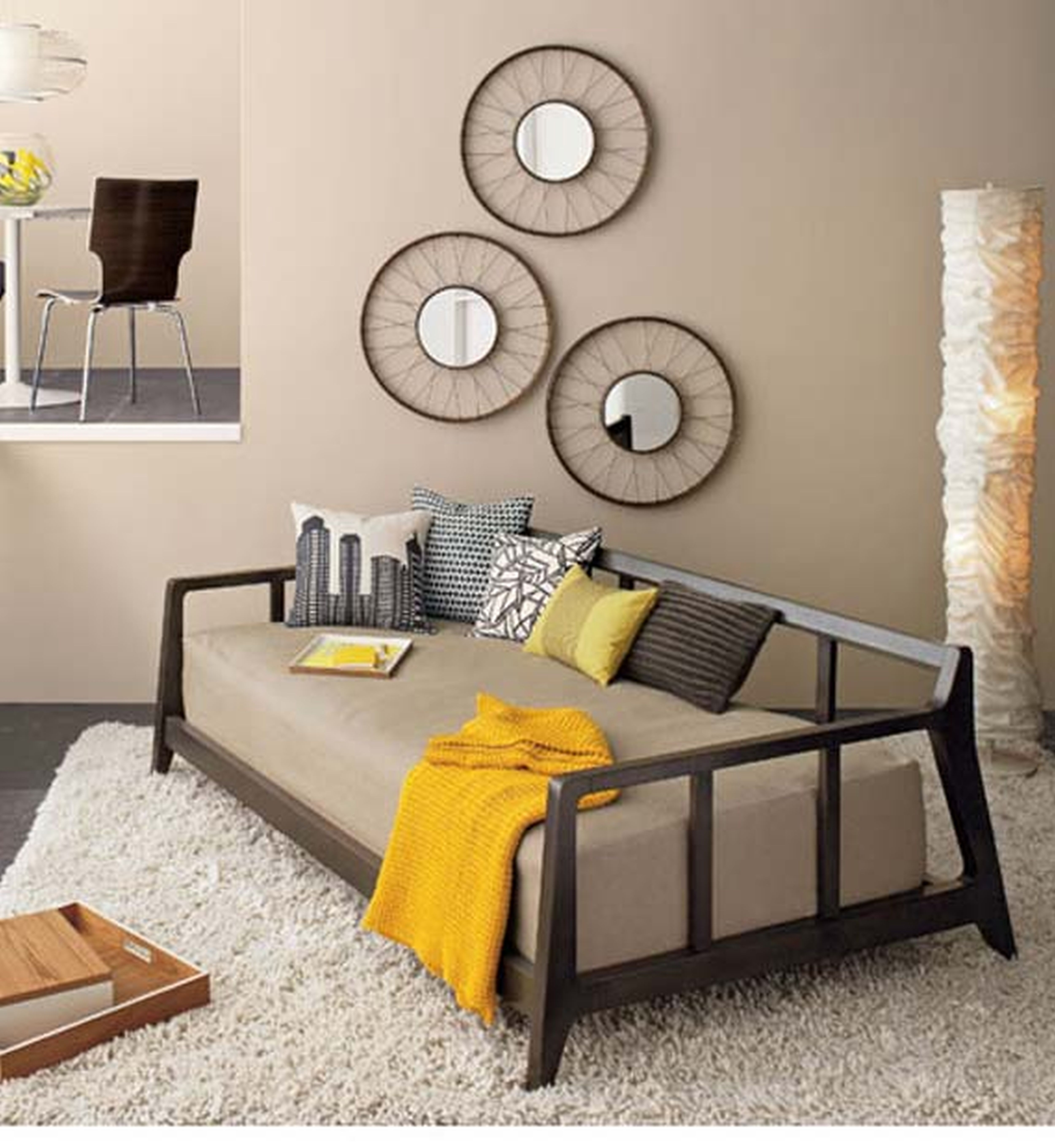 Diy Wall Art For Living Room Inexpensive Cheap Decorating Ideas For Inside Cheap Wall Art (View 8 of 20)