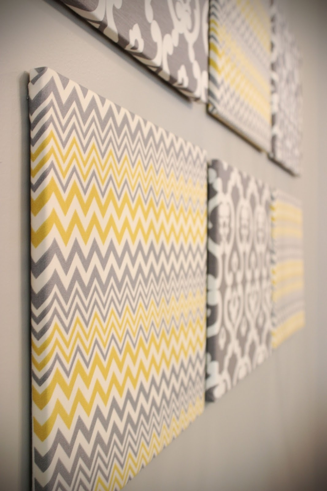 Diy Yellow And Gray Wall Decor – Gpfarmasi #3aa8f70a02e6 With Yellow And Gray Wall Art (View 17 of 20)