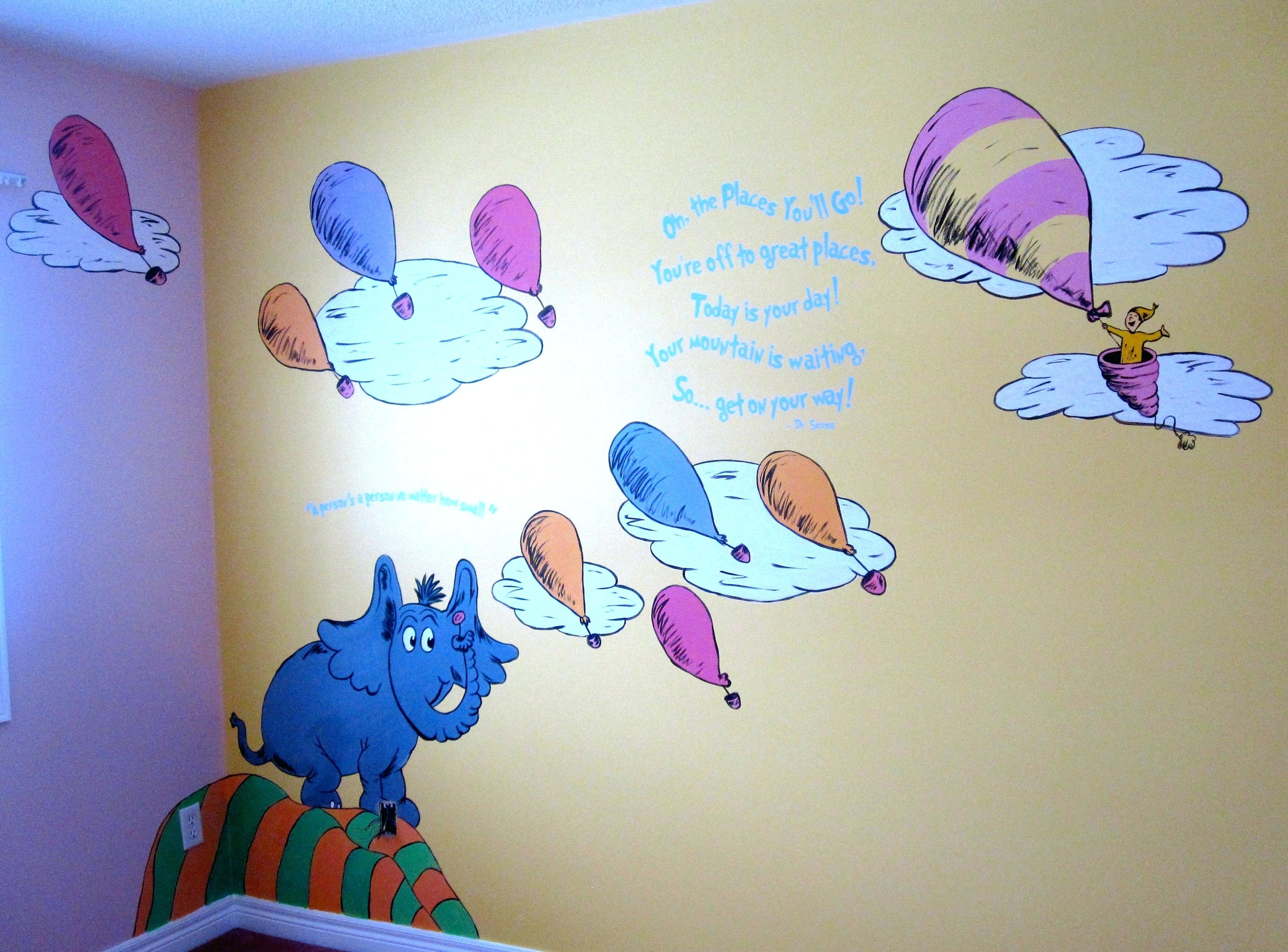 Dr Seuss Wall Decals Singapore (View 18 of 20)