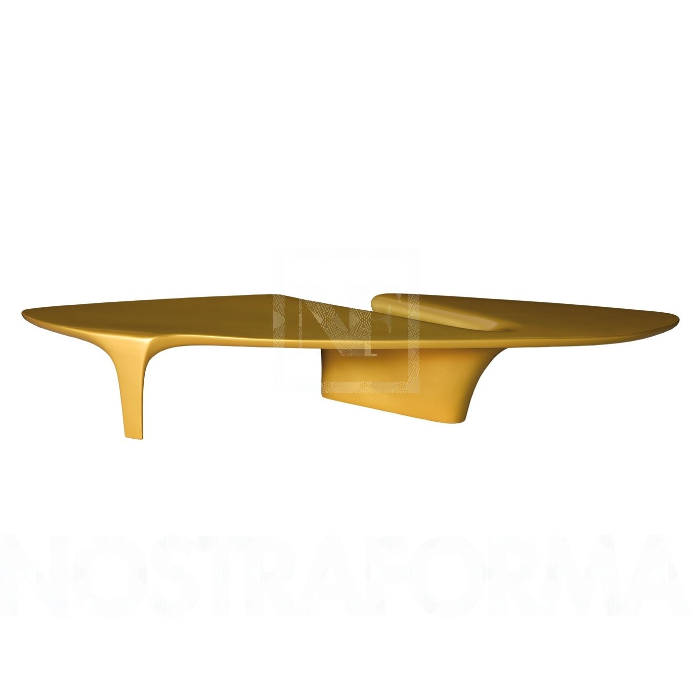 Driade Waterfall Coffee Table » Modern And Contemporary Lighting within Waterfall Coffee Tables (Image 9 of 30)