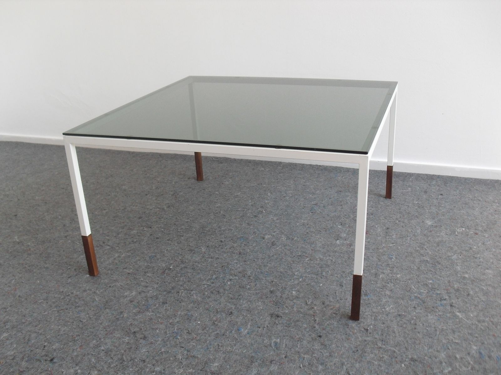 Dutch Minimalist Coffee Table, 1960S For Sale At Pamono with regard to Minimalist Coffee Tables (Image 4 of 30)