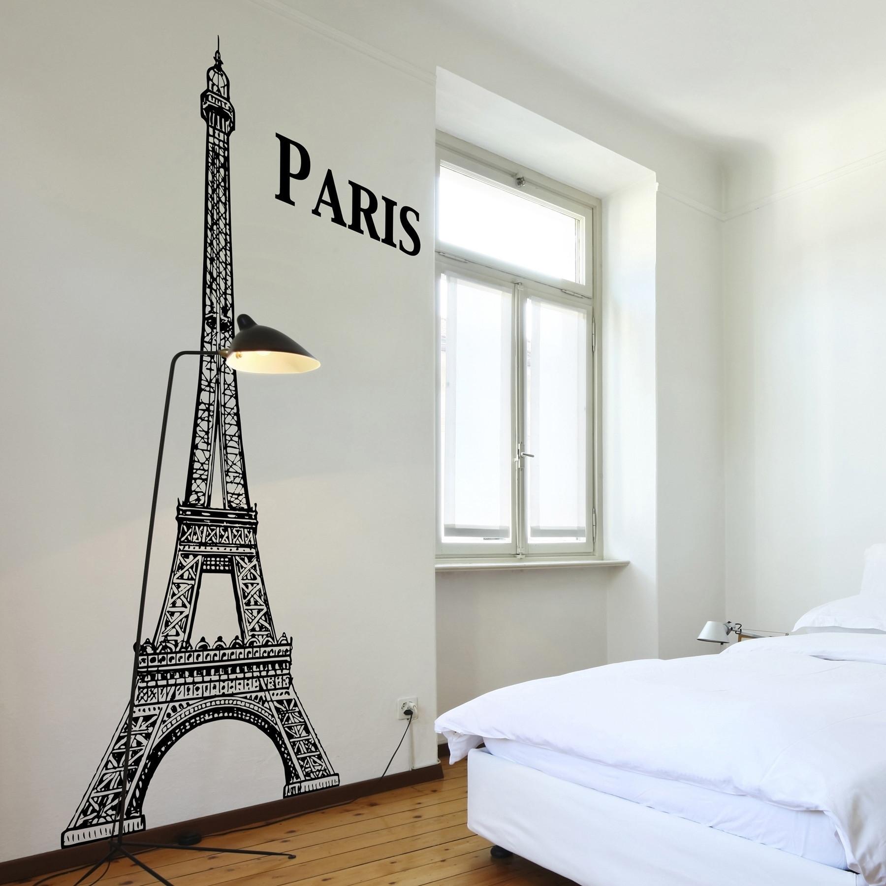 Eiffel Tower Room Decor Elegant Fancy Eiffel Tower Wall Art Wall Art For Eiffel Tower Wall Art (Photo 13 of 20)