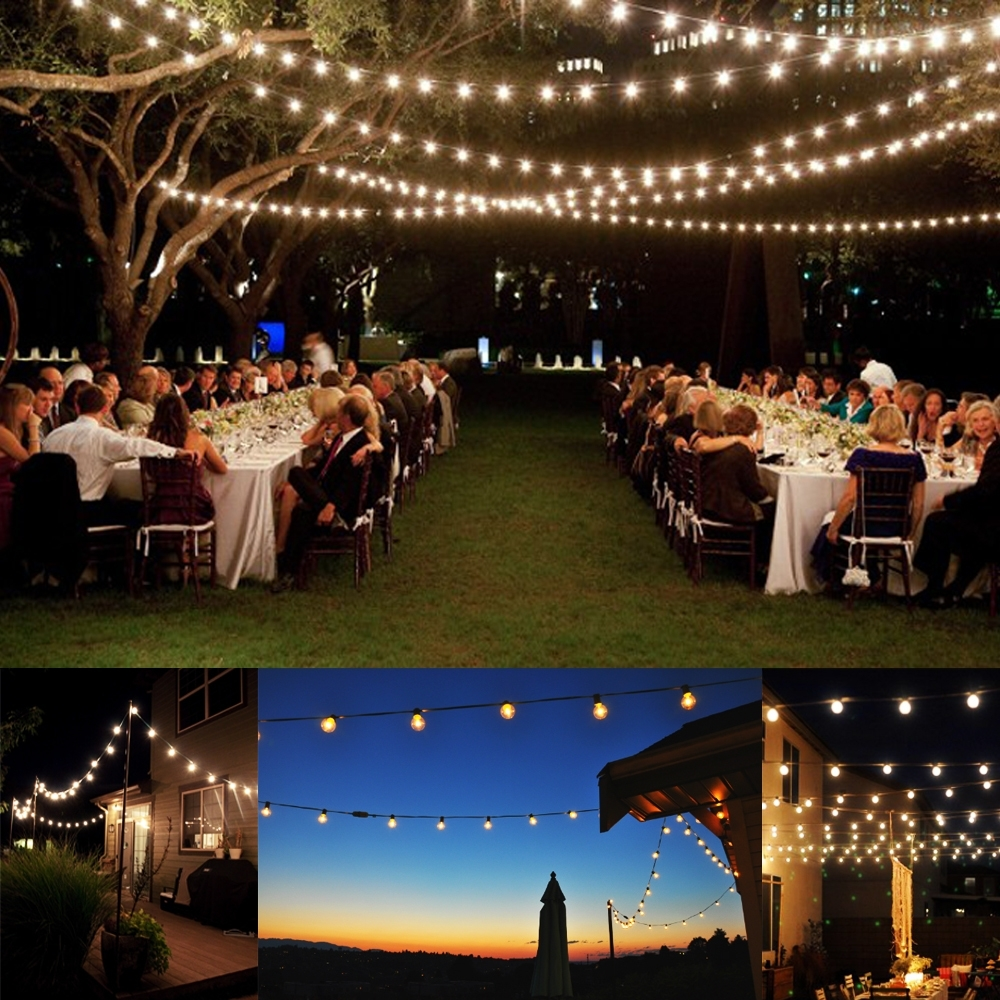Elegant Outdoor Lights For Patio Exterior Decor Suggestion 100 Foot throughout Outdoor Lanterns For Parties (Image 4 of 20)