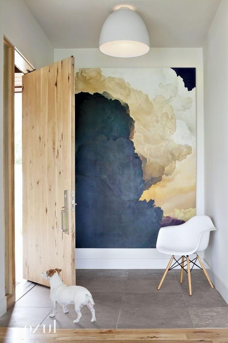 Enamour 25 Large Wall Art Ideas On Pinterest Oversized Wall Art pertaining to Oversized Wall Art (Image 10 of 20)