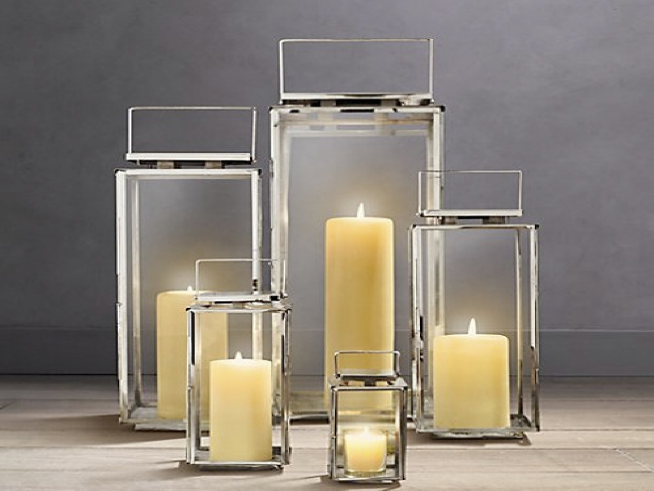 Enchanting Revere Classic Large Matte Black Outdoor Candle Lantern within Modern Outdoor Lanterns (Image 4 of 20)