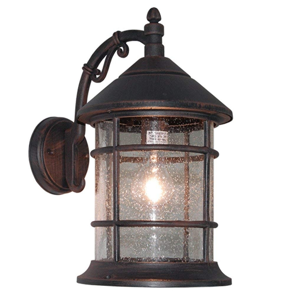 Etoplighting Bella Luce Collection Exterior Outdoor Pillar Lantern Pertaining To Rust Proof Outdoor Lanterns (Gallery 12 of 20)